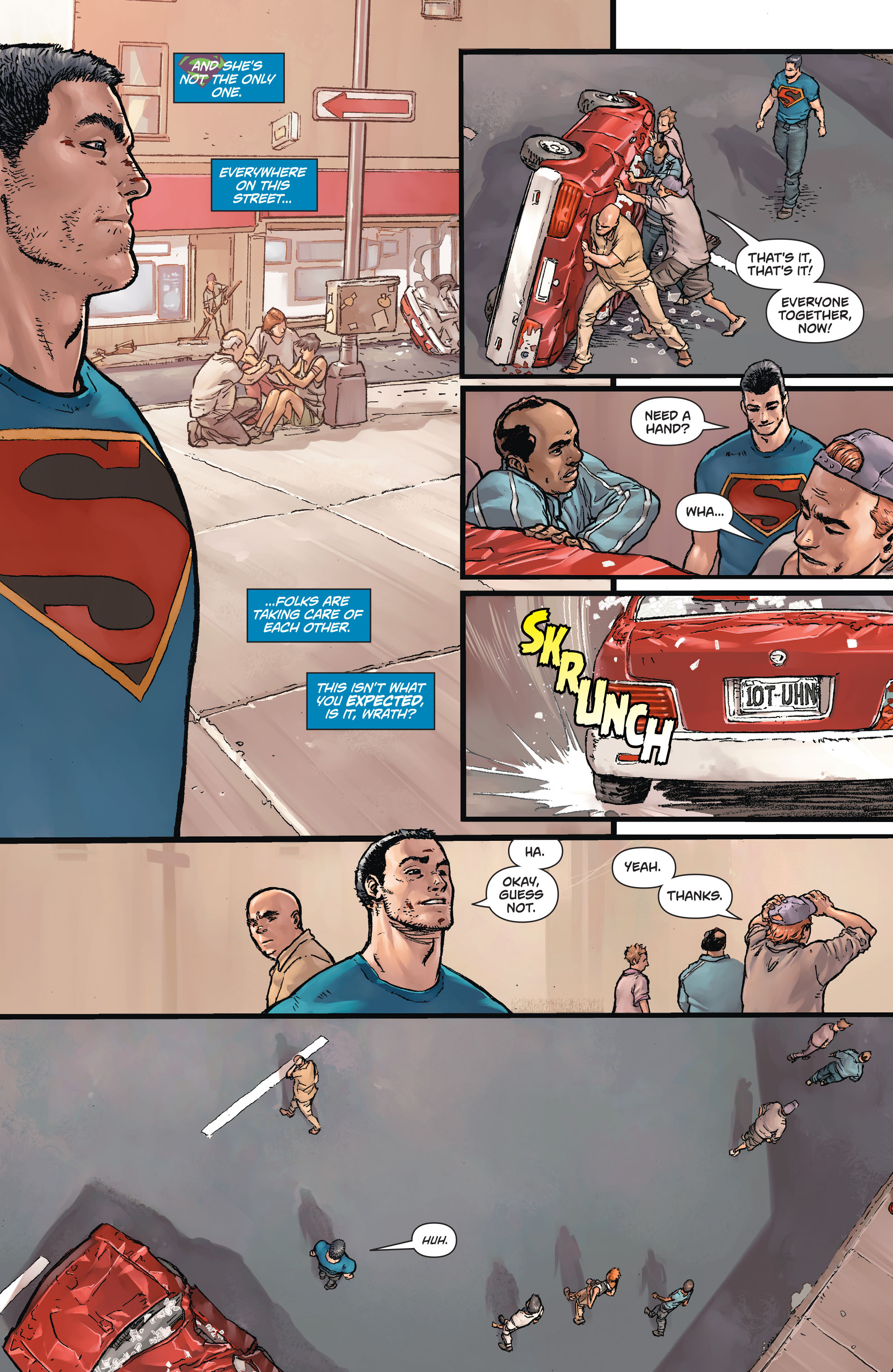 Read online Action Comics (2011) comic -  Issue #44 - 19