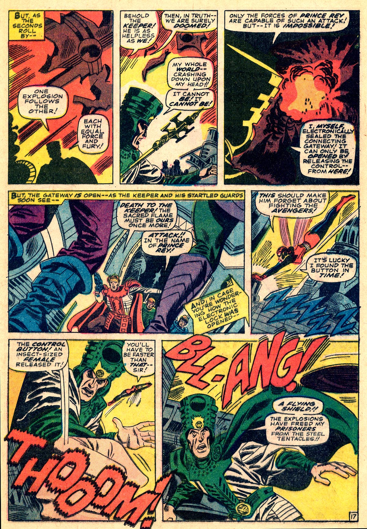 The Avengers (1963) 31 Page 24