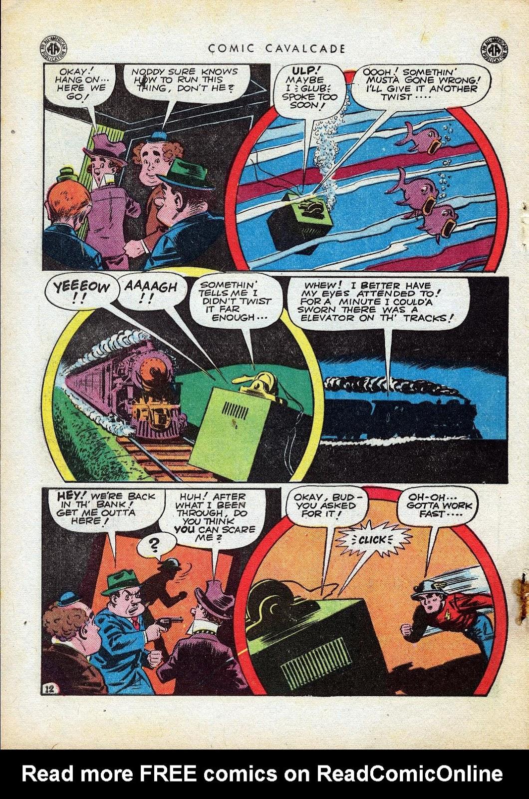 Comic Cavalcade issue 10 - Page 81