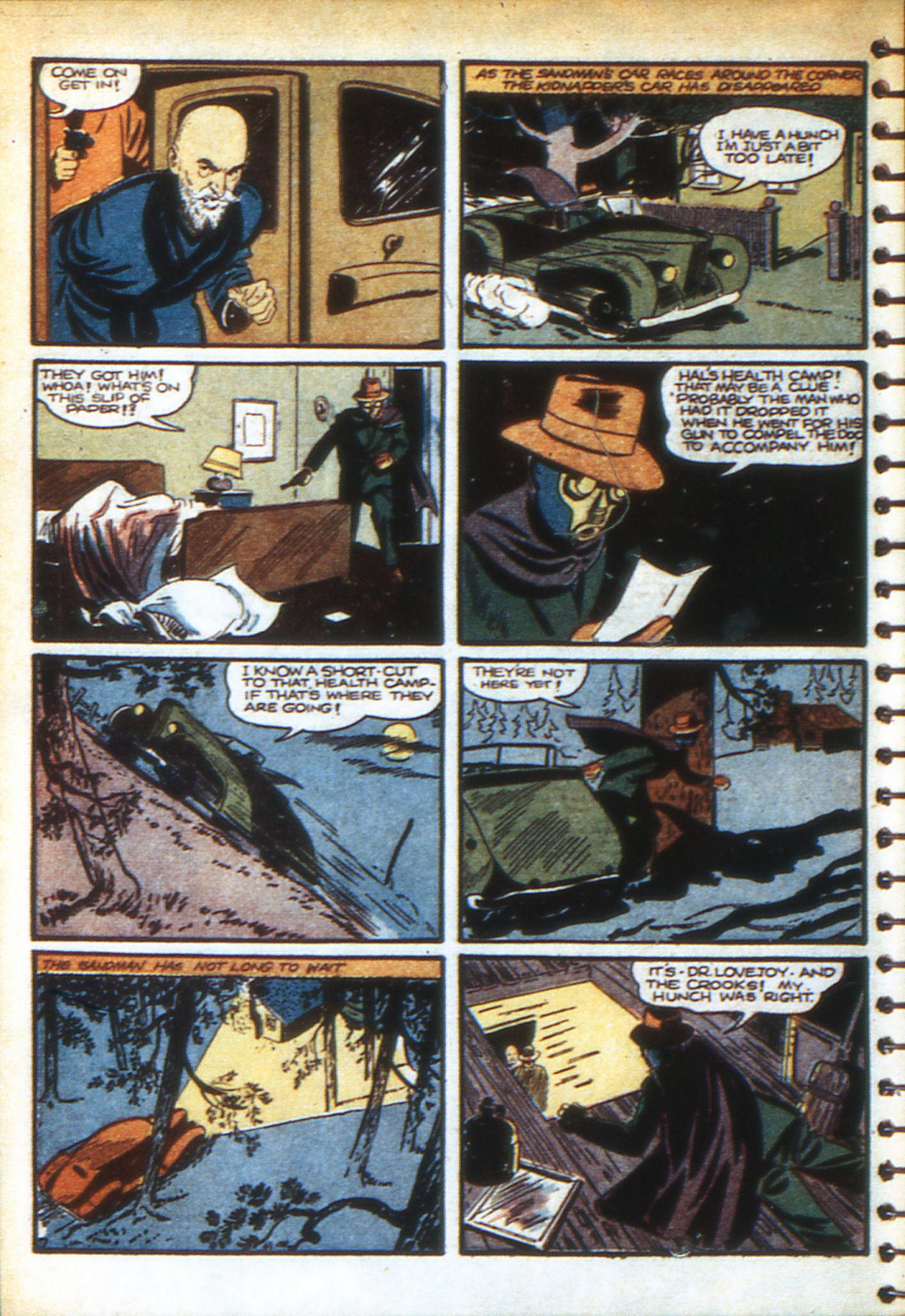 Read online Adventure Comics (1938) comic -  Issue #49 - 30