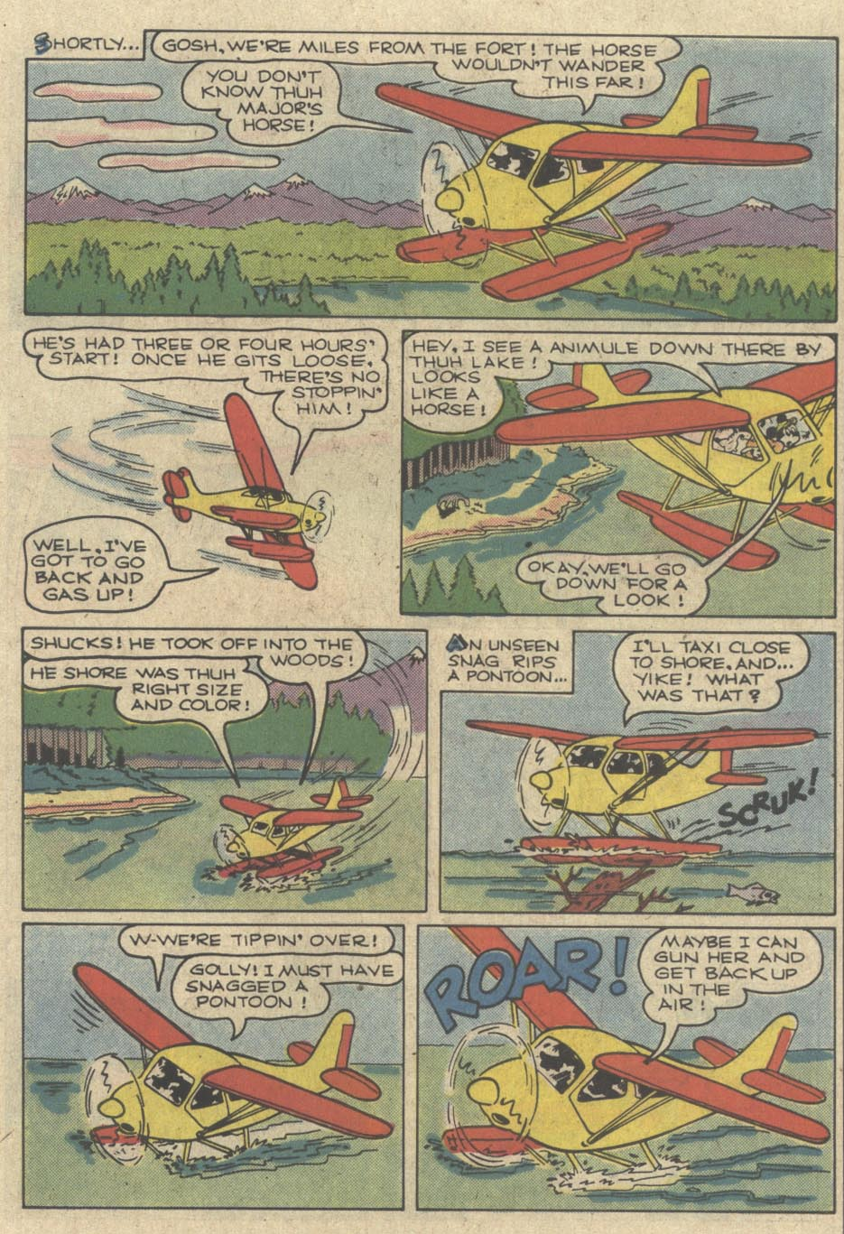 Walt Disney's Comics and Stories issue 529 - Page 31