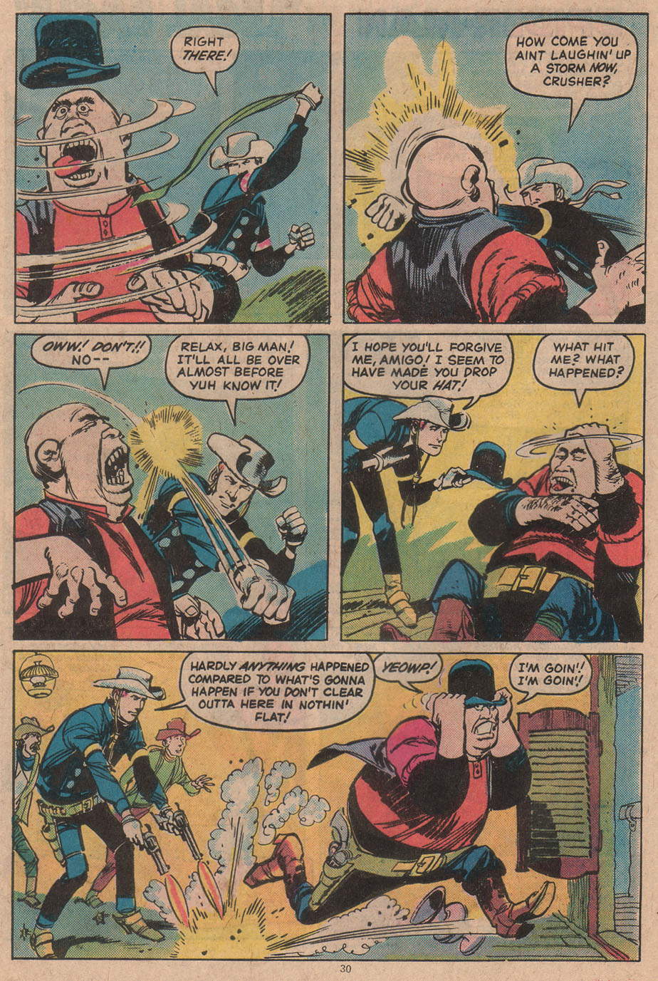 The Rawhide Kid (1955) issue 142 - Page 32