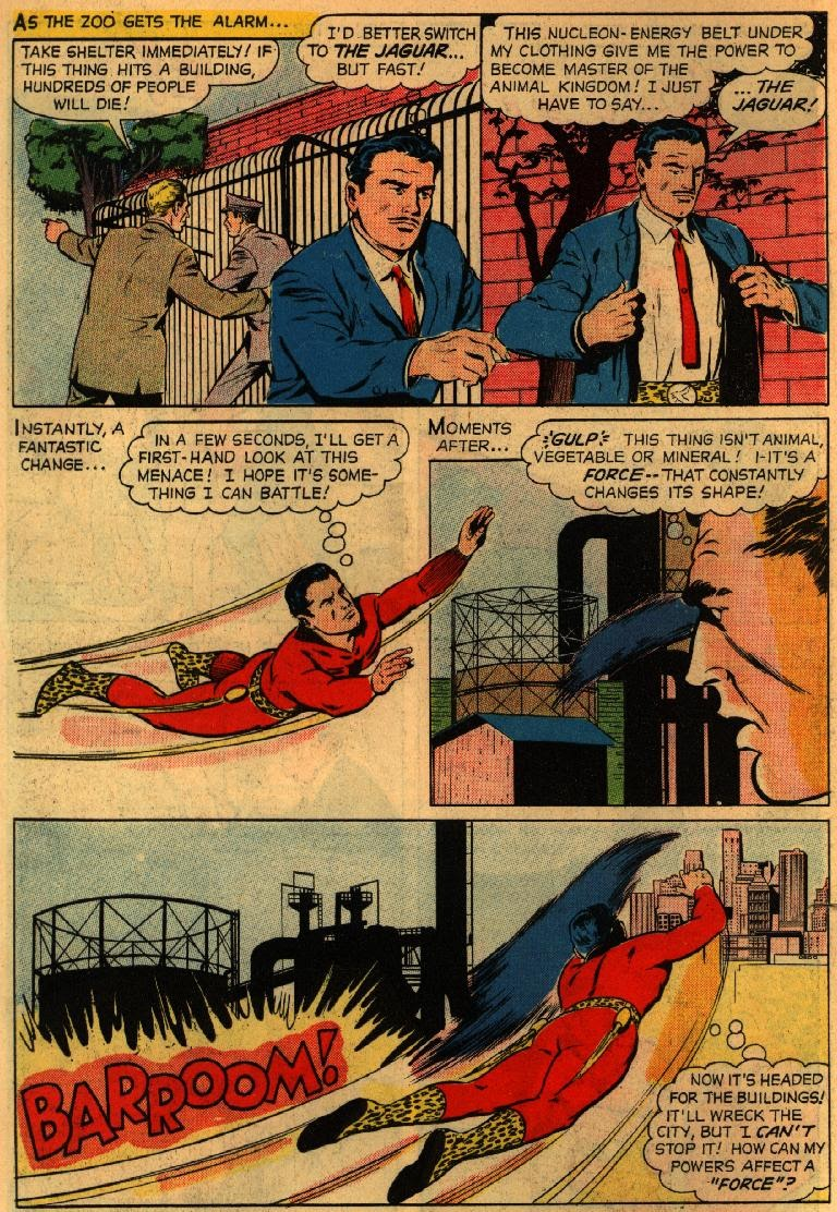 Adventures of the Jaguar issue 3 - Page 6