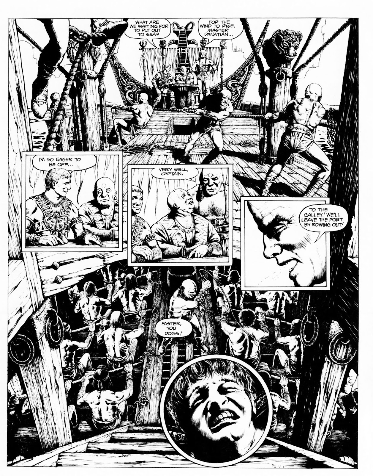 Conquering Armies issue TPB - Page 51