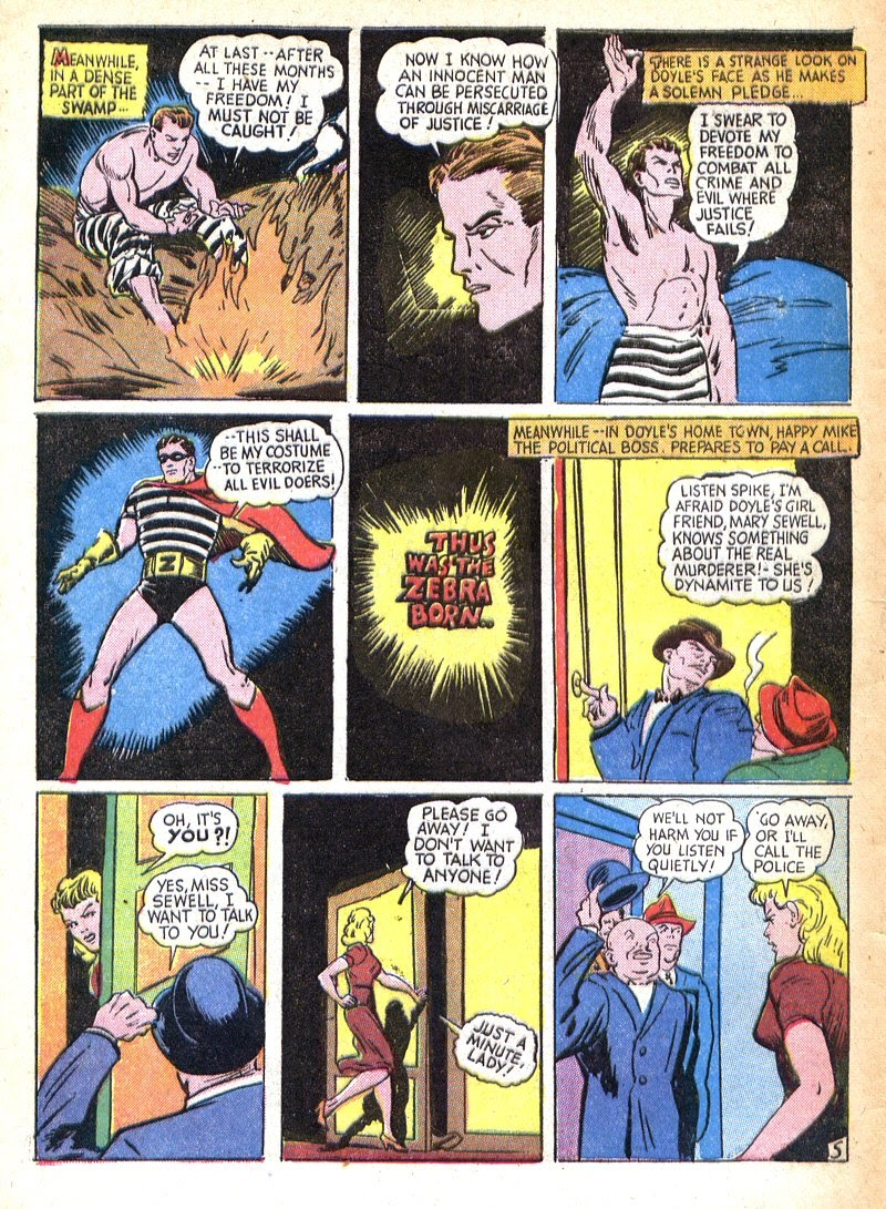 Green Hornet Comics issue 7 - Page 54
