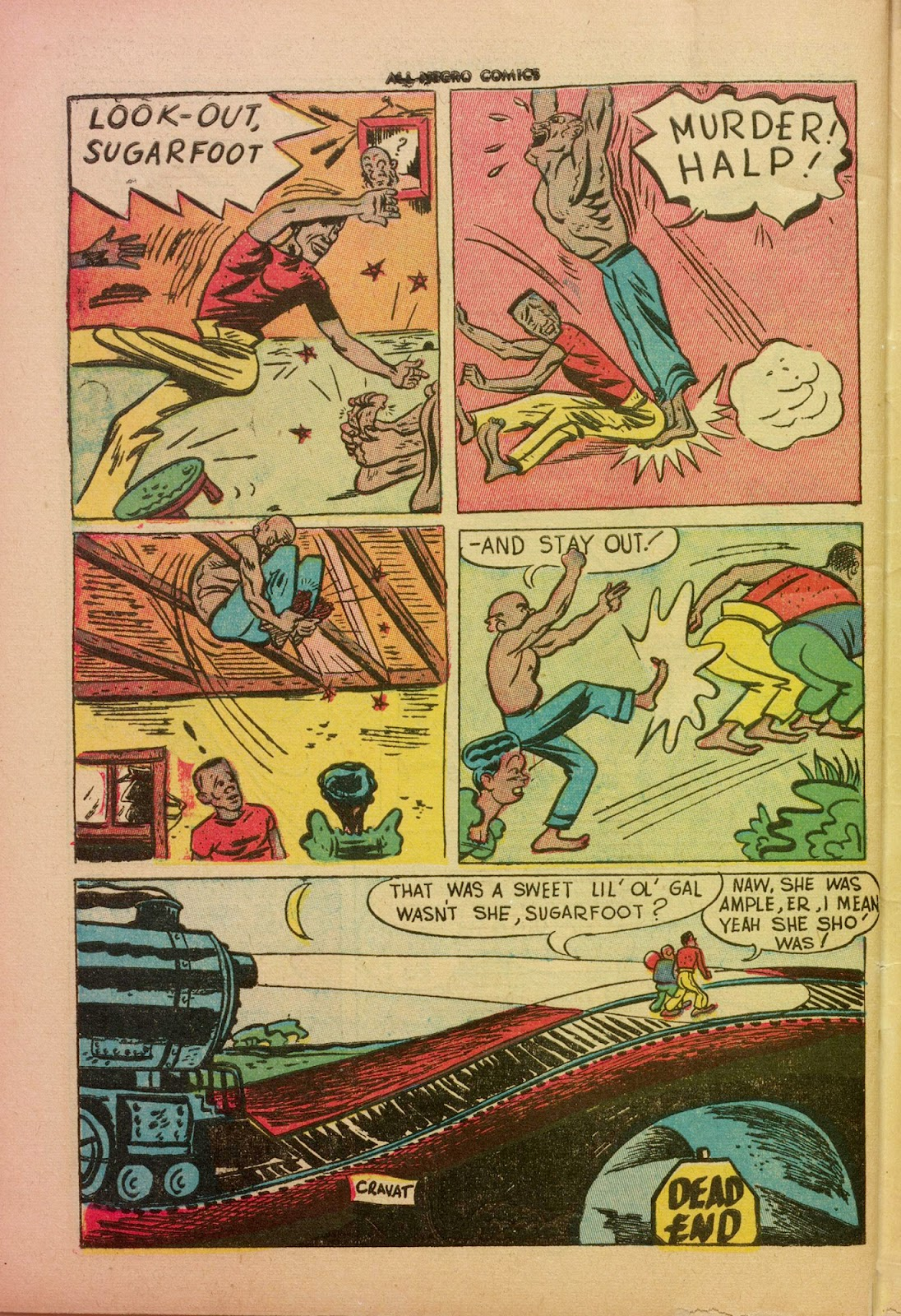 All-Negro Comics issue Full - Page 49