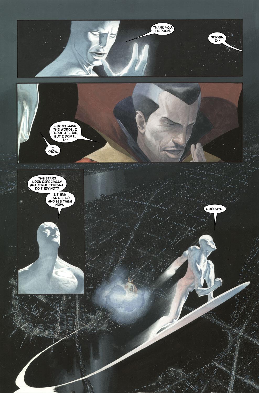 Read online Silver Surfer: Requiem comic -  Issue #3 - 7