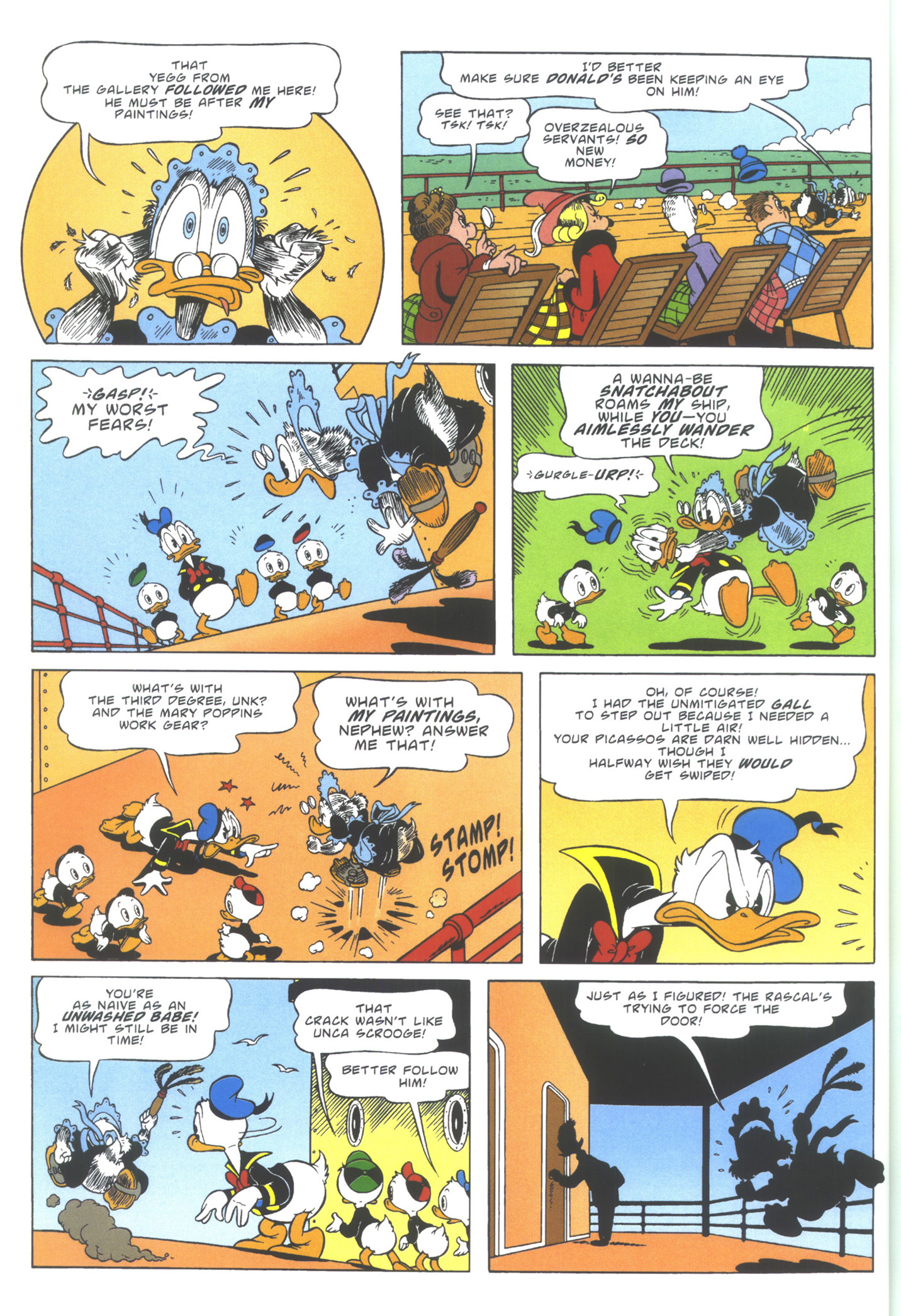 Read online Uncle Scrooge (1953) comic -  Issue #353 - 14