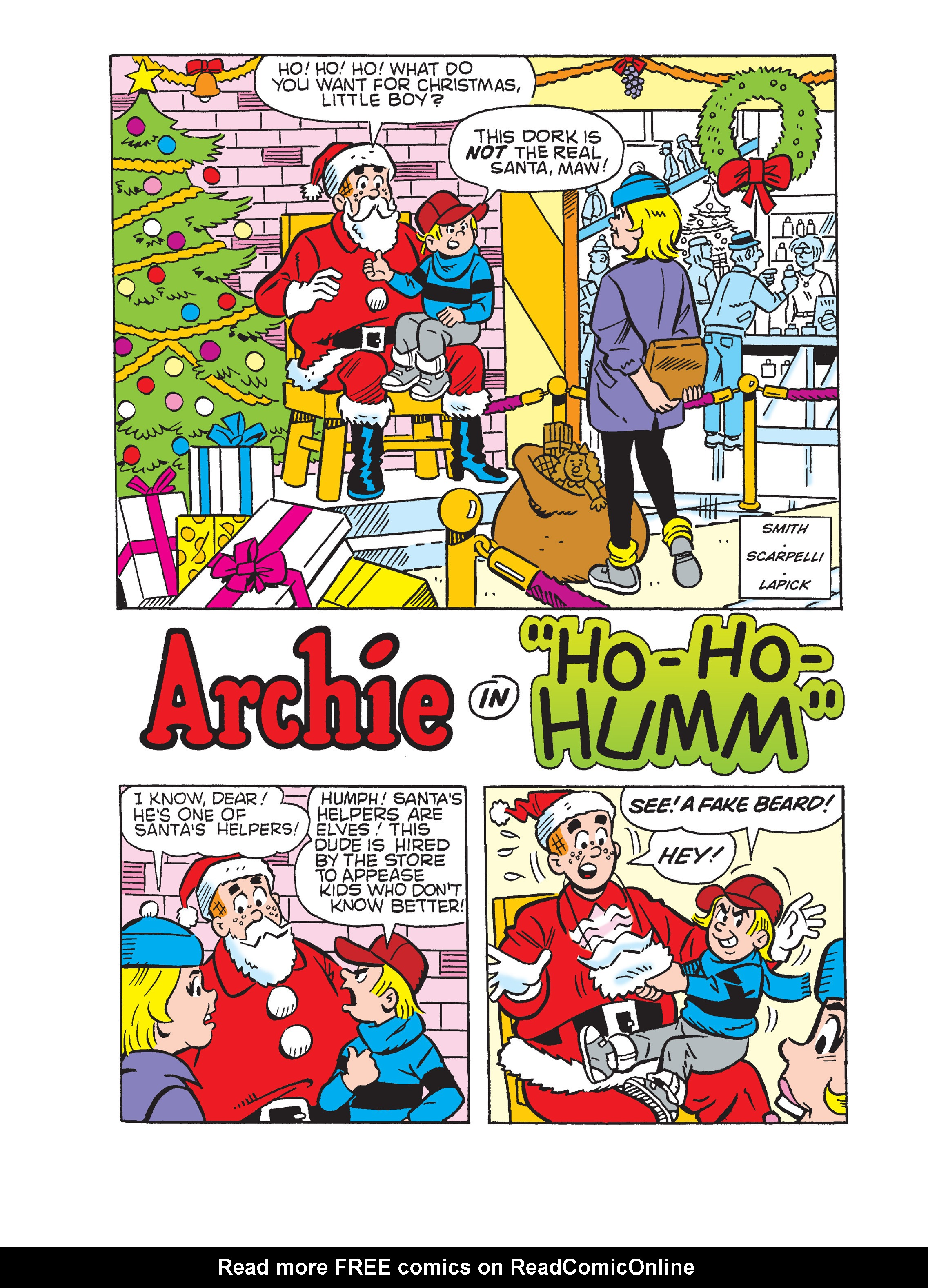 Read online Archie Comics Super Special comic -  Issue #7 - 102