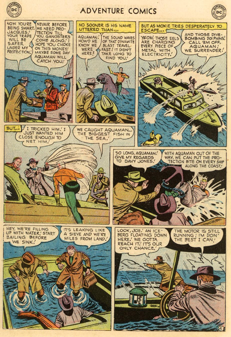 Read online Adventure Comics (1938) comic -  Issue #195 - 20
