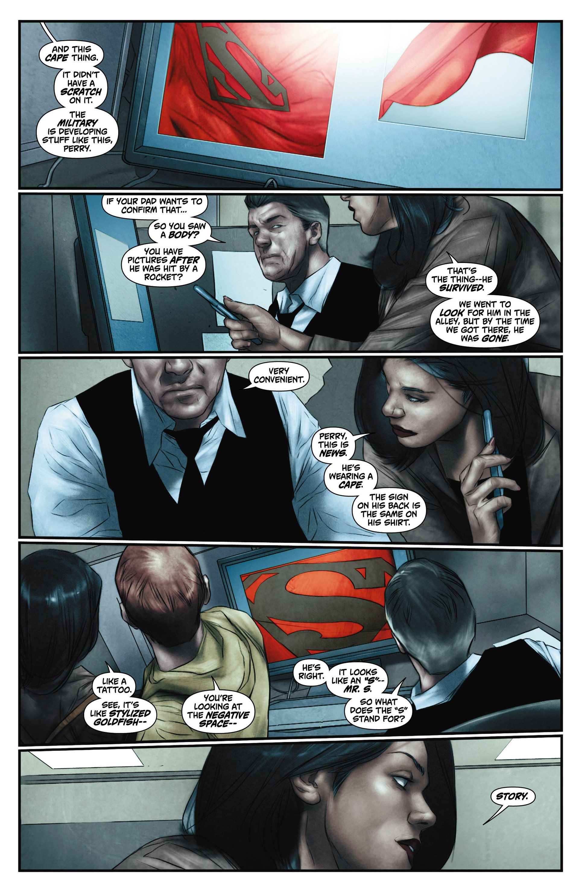 Read online Action Comics (2011) comic -  Issue #0 - 11