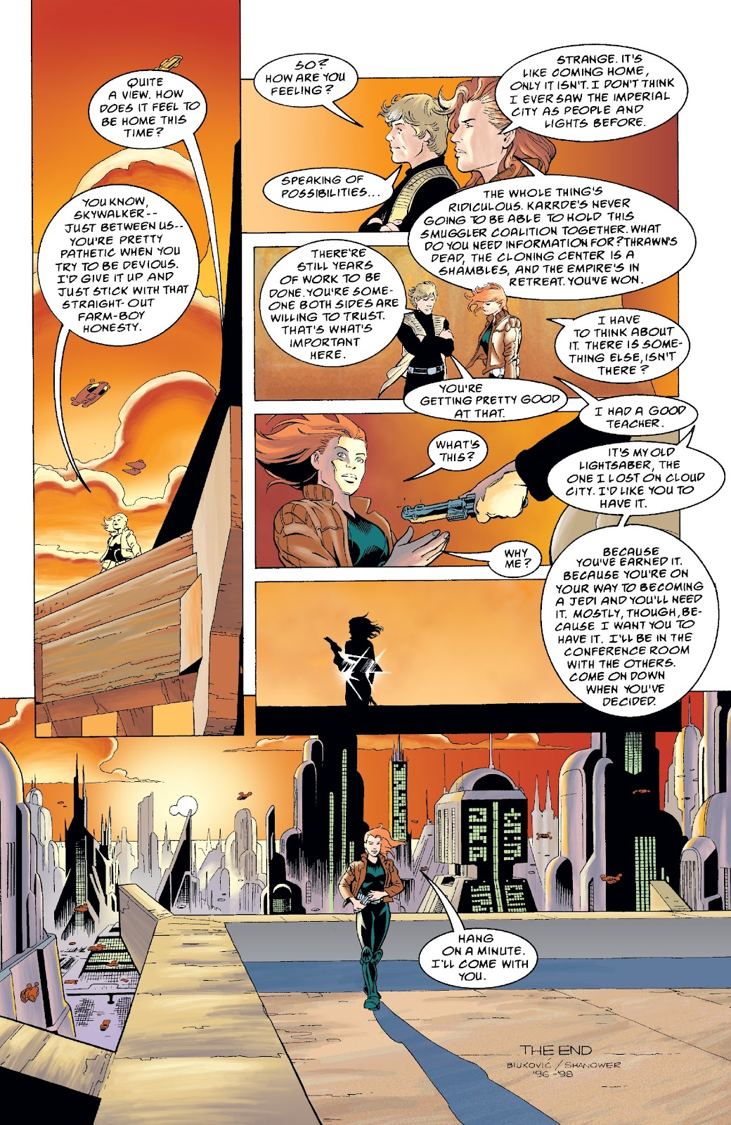 Read online Star Wars Legends: The New Republic - Epic Collection comic -  Issue # TPB 4 (Part 5) - 29