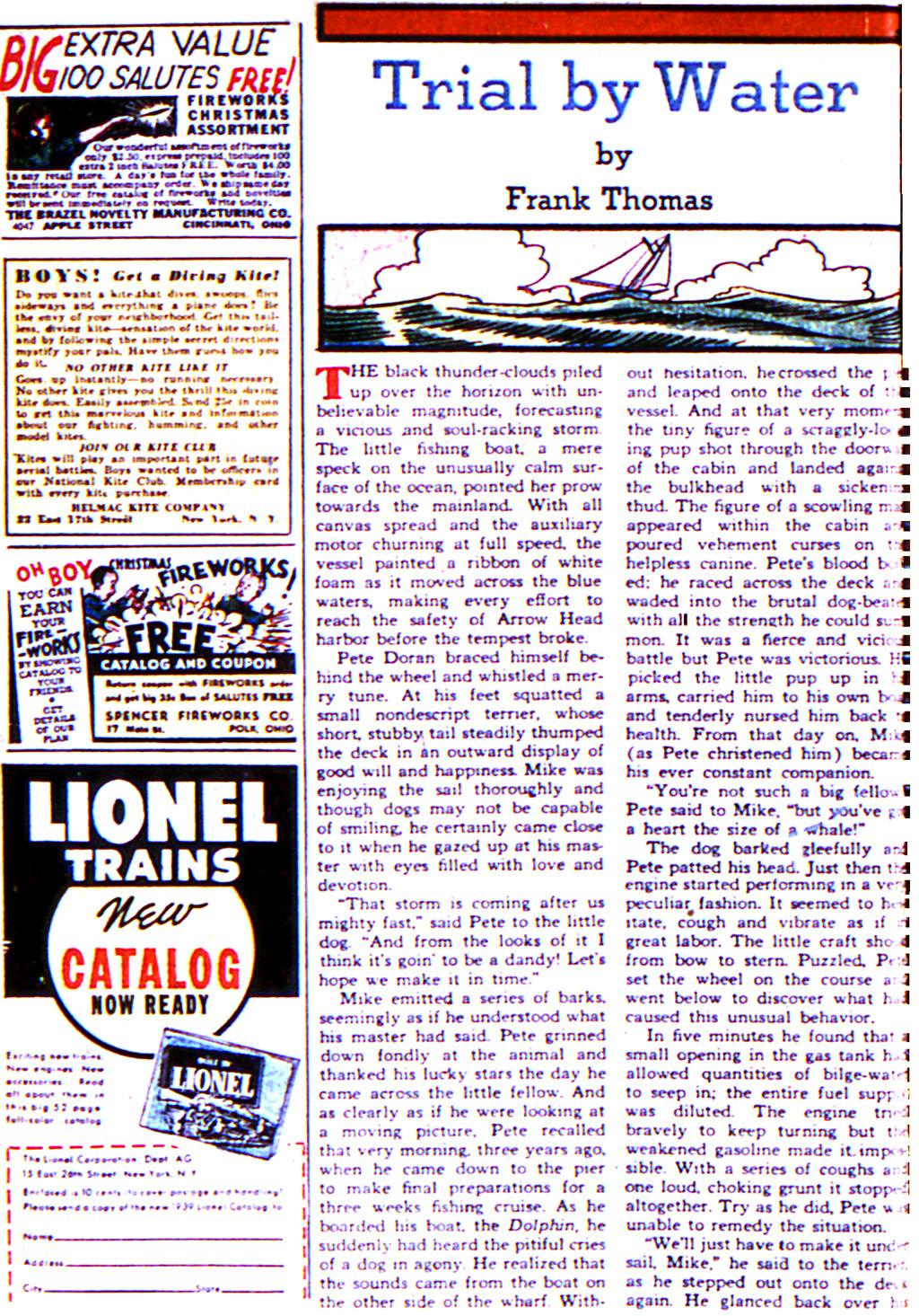 Read online Adventure Comics (1938) comic -  Issue #45 - 34