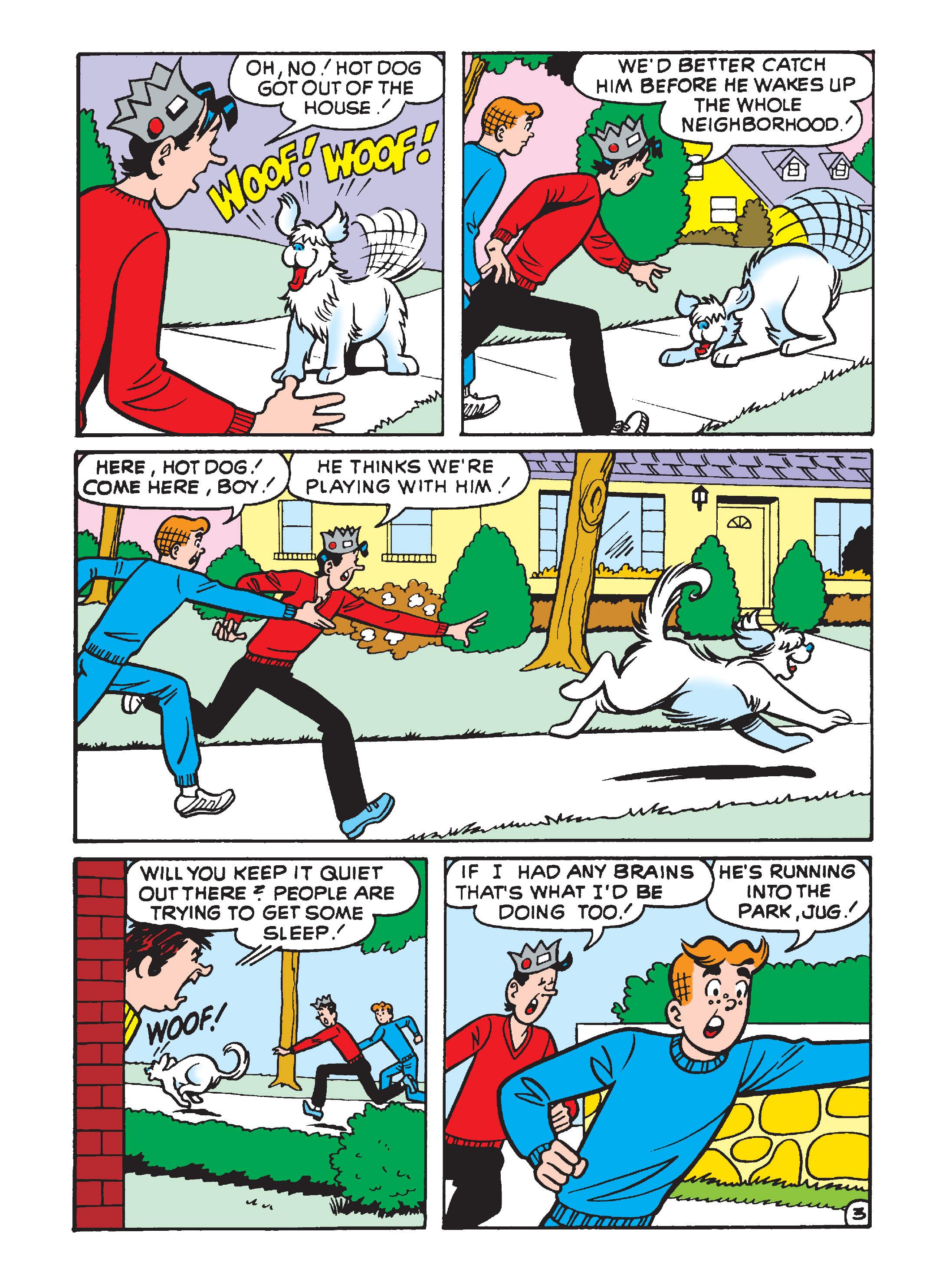 Read online Archie 1000 Page Comics Bonanza comic -  Issue #1 (Part 2) - 60