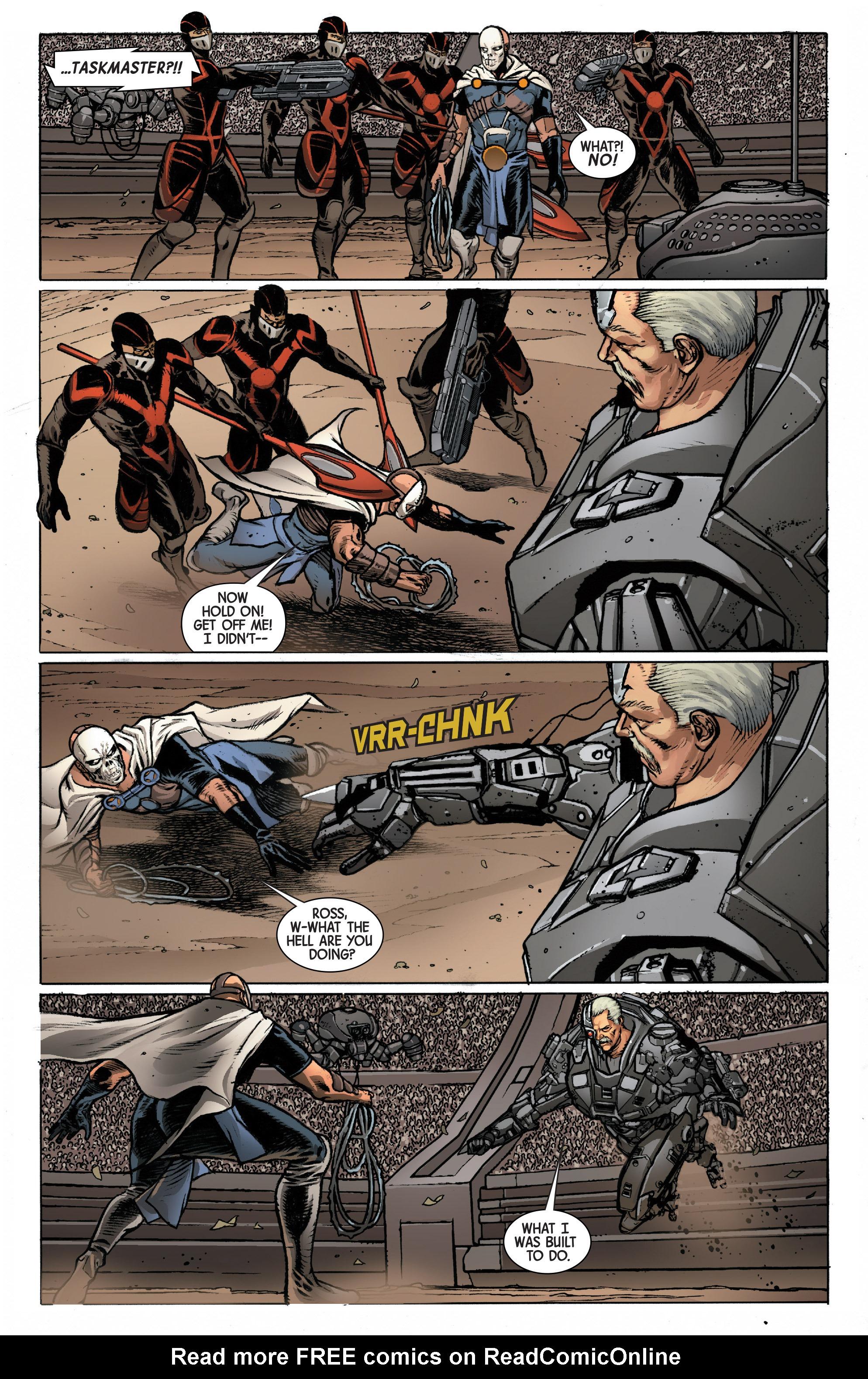 Read online Secret Wars Journal/Battleworld comic -  Issue # TPB - 160