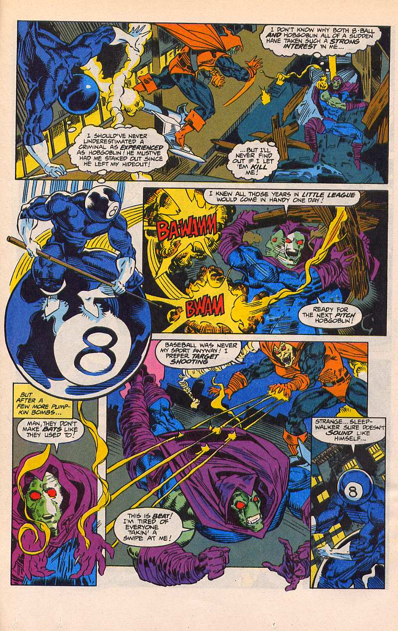 Read online Sleepwalker comic -  Issue #21 - 19