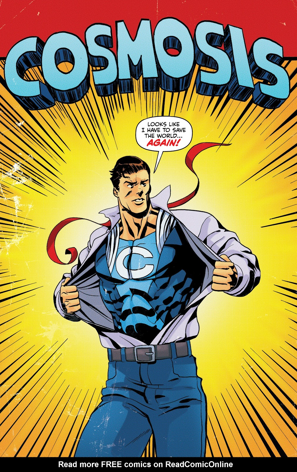 Read online Superb comic -  Issue #19 - 20