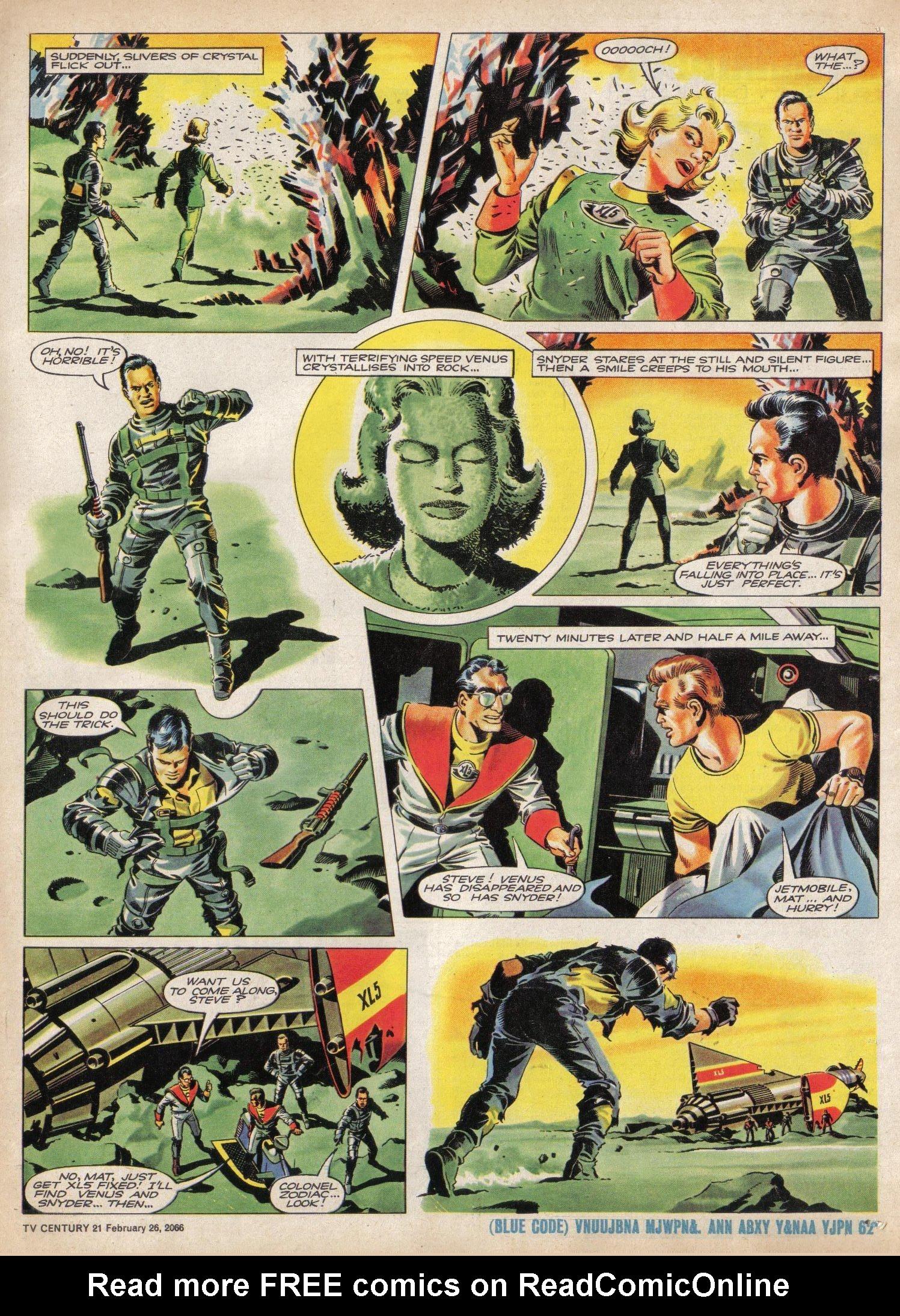 Read online TV Century 21 (TV 21) comic -  Issue #58 - 18