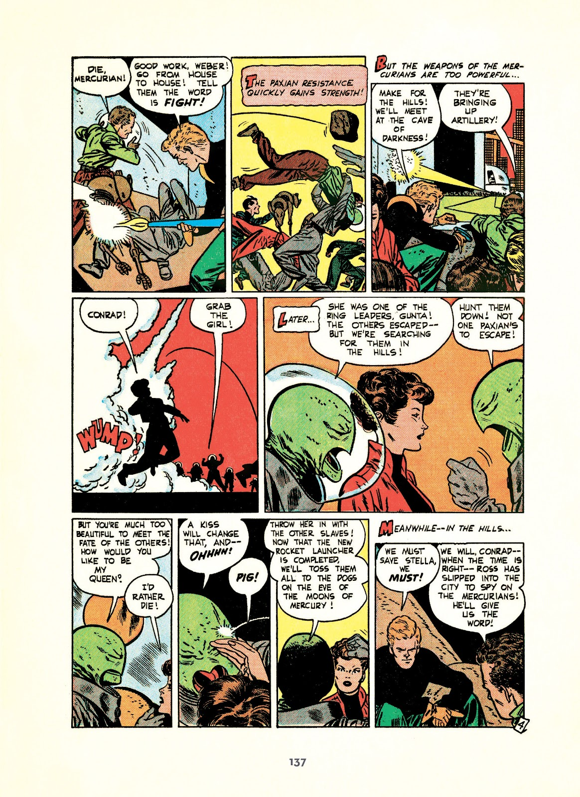 Read online Setting the Standard: Comics by Alex Toth 1952-1954 comic -  Issue # TPB (Part 2) - 38
