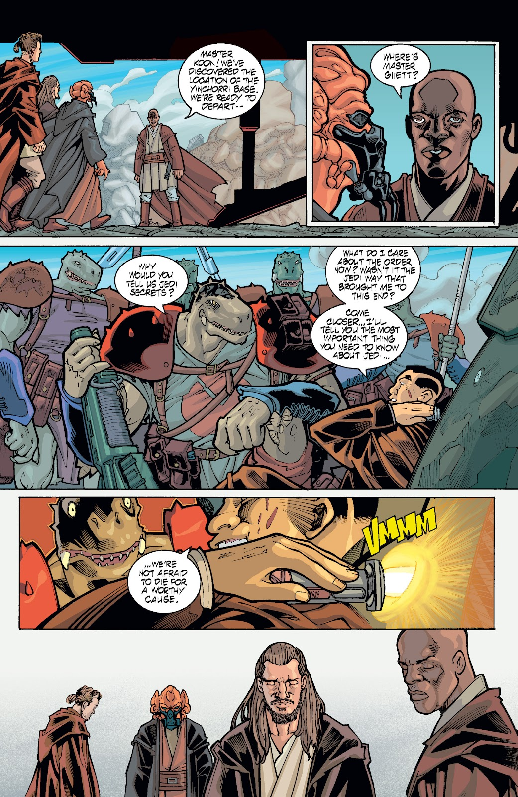 Read online Star Wars Legends: Rise of the Sith - Epic Collection comic -  Issue # TPB 1 (Part 5) - 46