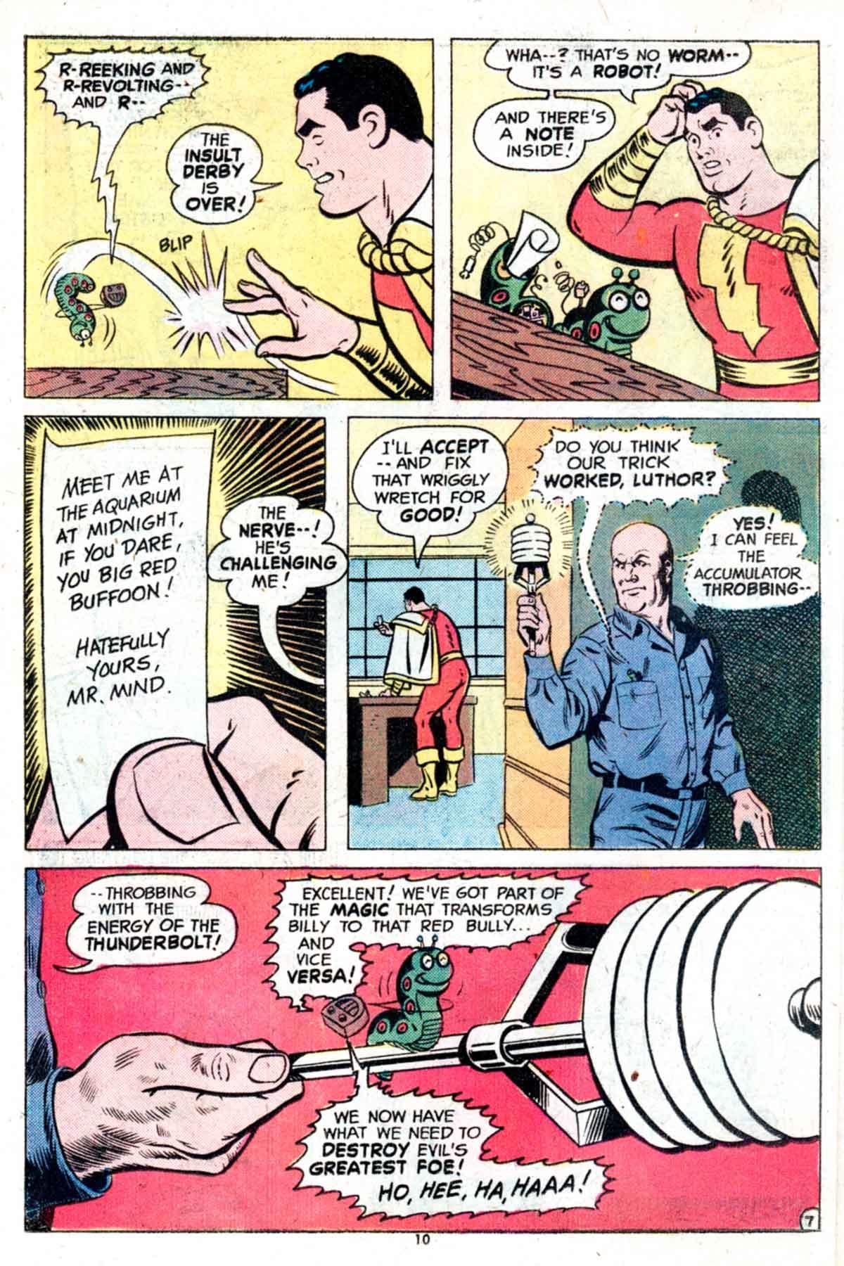 Read online Shazam! (1973) comic -  Issue #15 - 10
