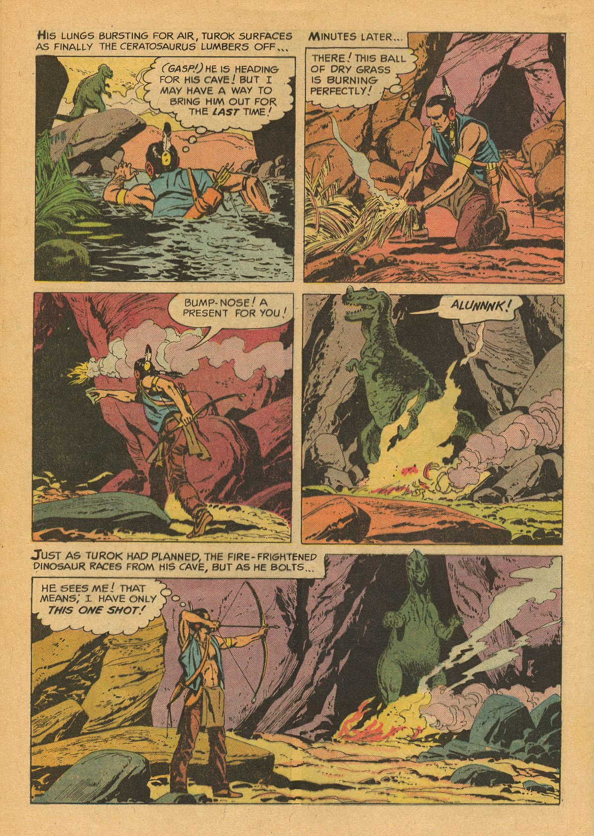 Read online Turok, Son of Stone comic -  Issue #75 - 31