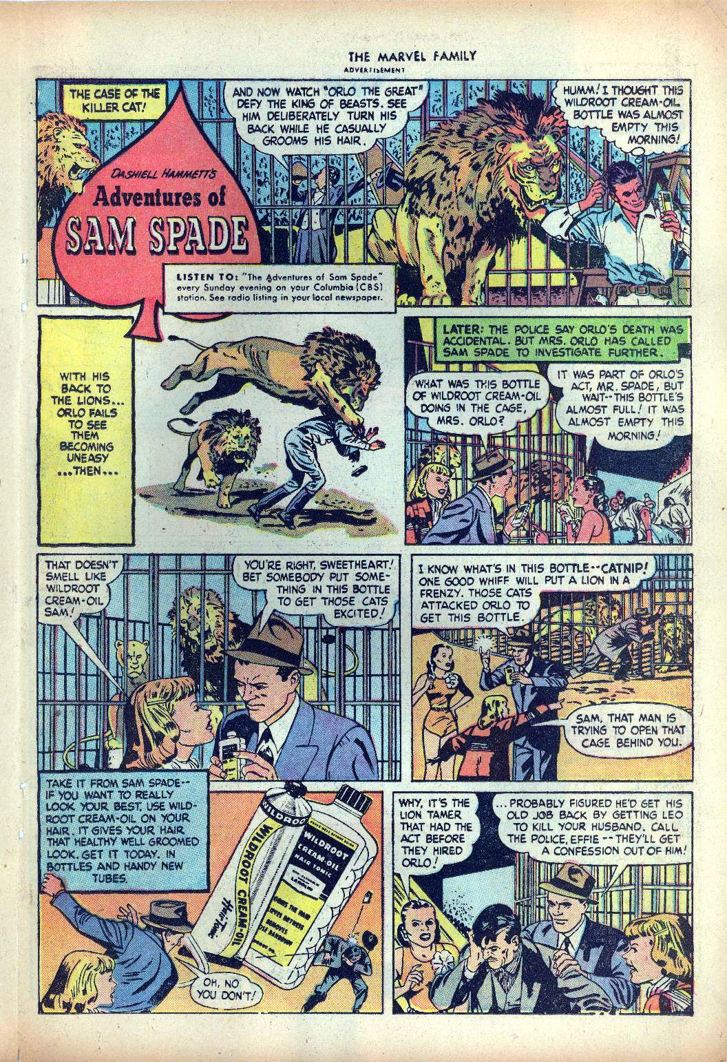 The Marvel Family issue 25 - Page 23