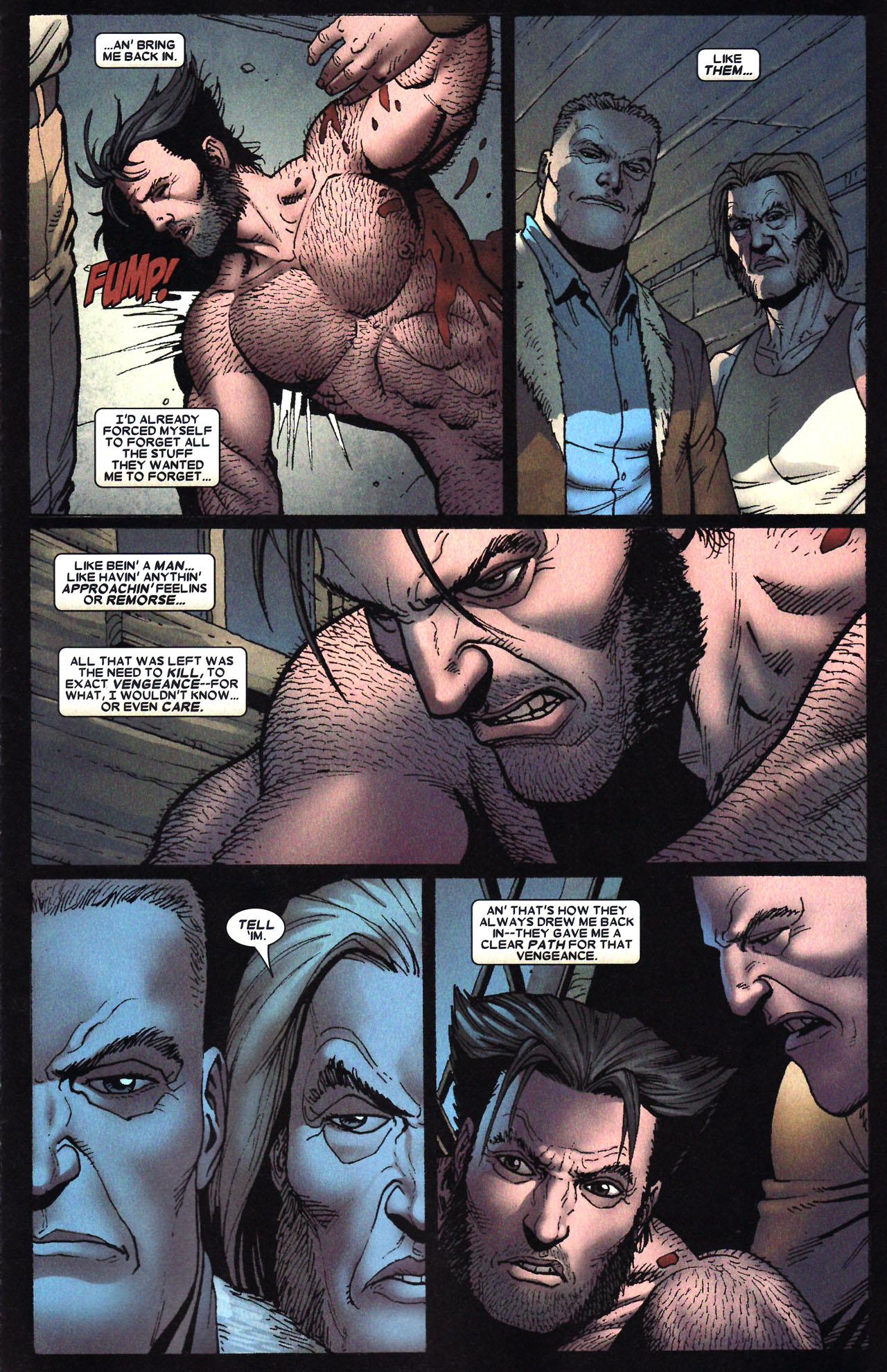 Read online Wolverine: Origins comic -  Issue #17 - 10