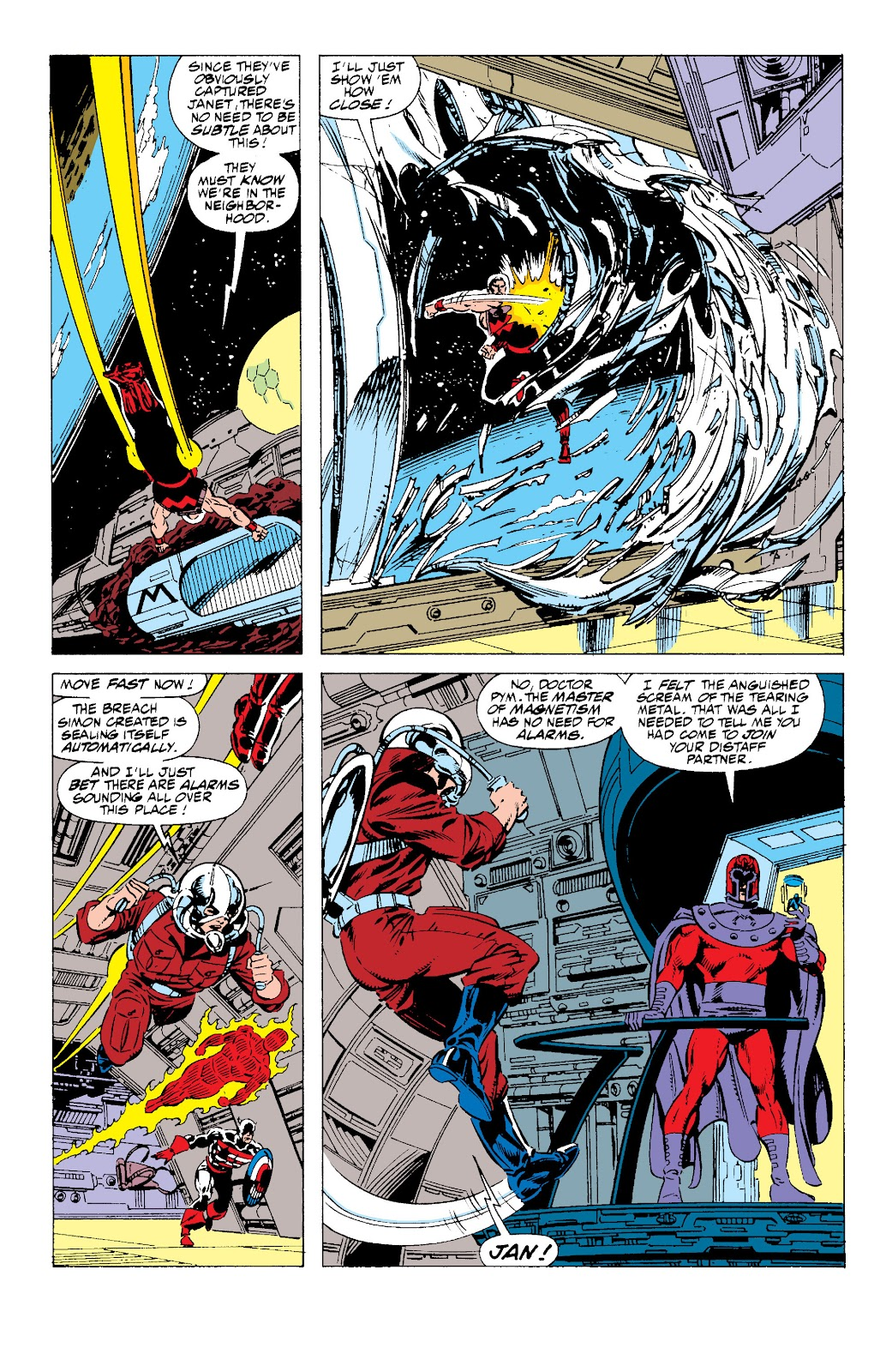 Avengers West Coast (1989) issue 57 - Page 18