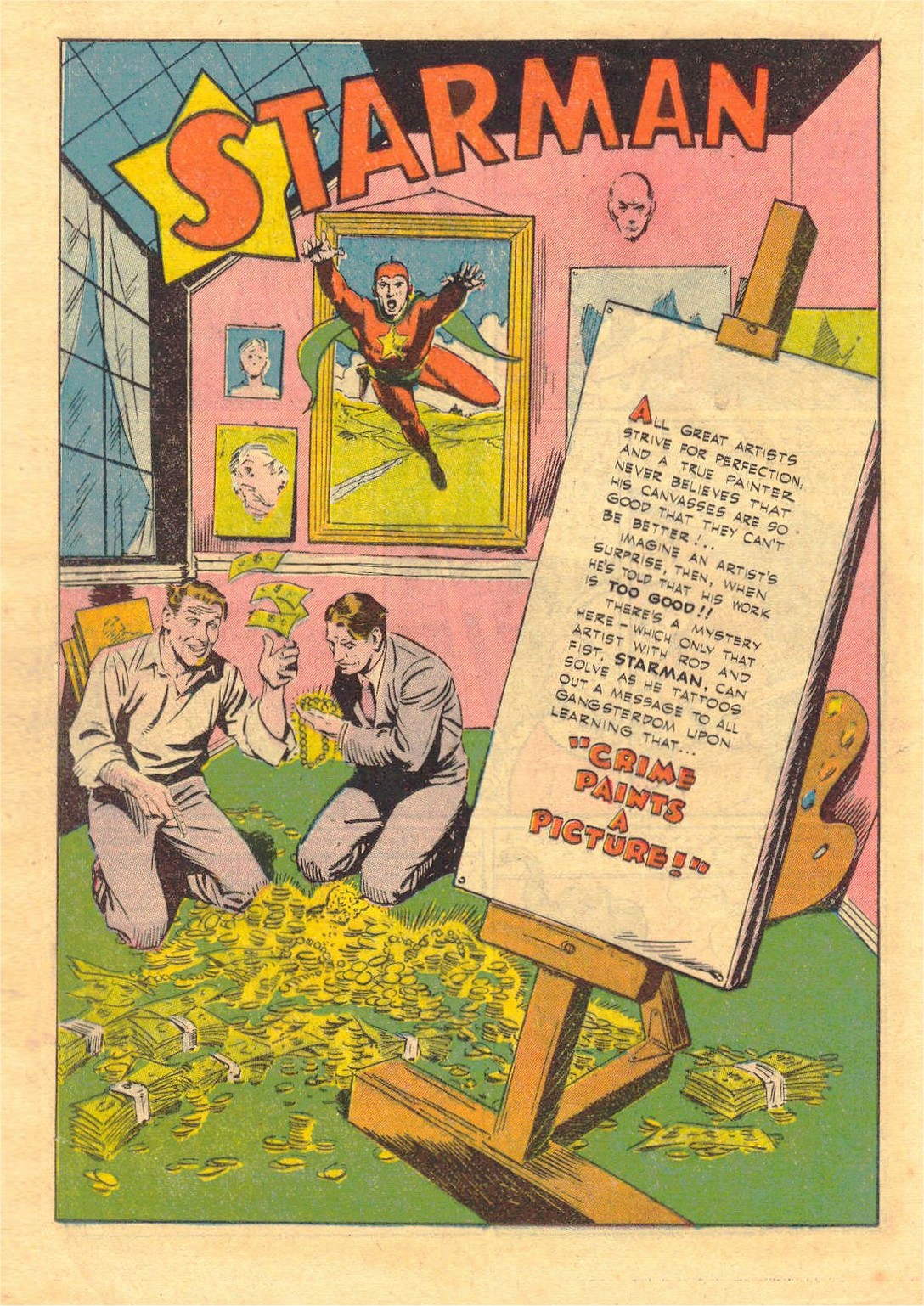 Read online Adventure Comics (1938) comic -  Issue #87 - 30
