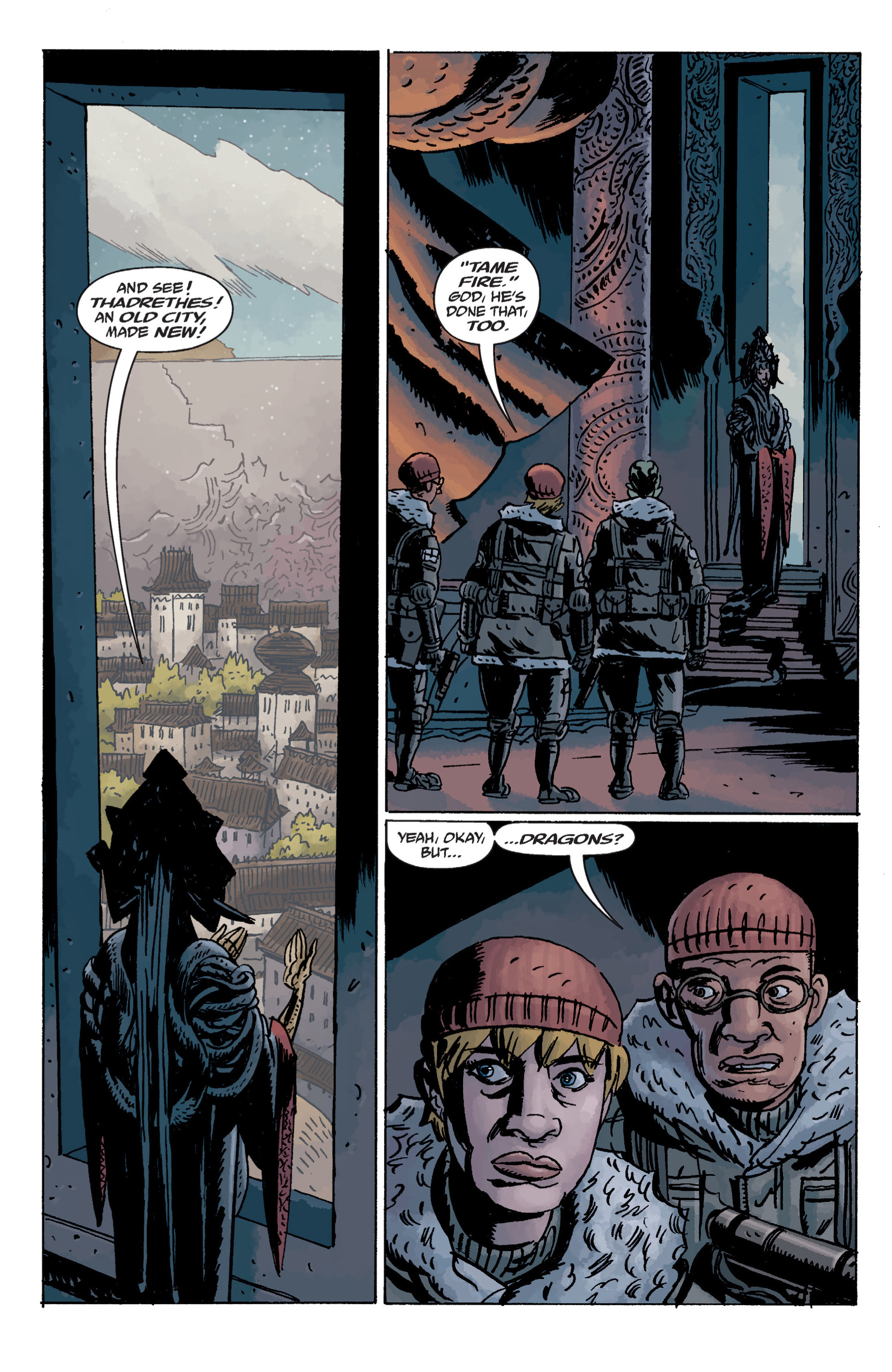 Read online B.P.R.D. (2003) comic -  Issue # TPB 11 - 76
