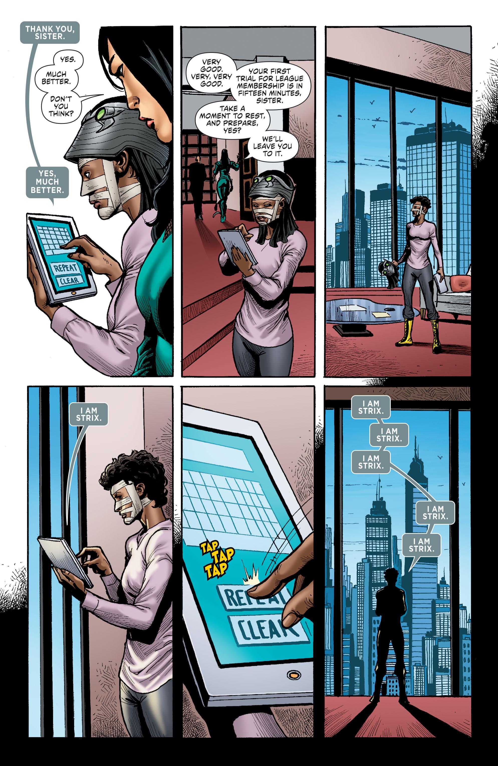 Read online Secret Six (2015) comic -  Issue #13 - 11