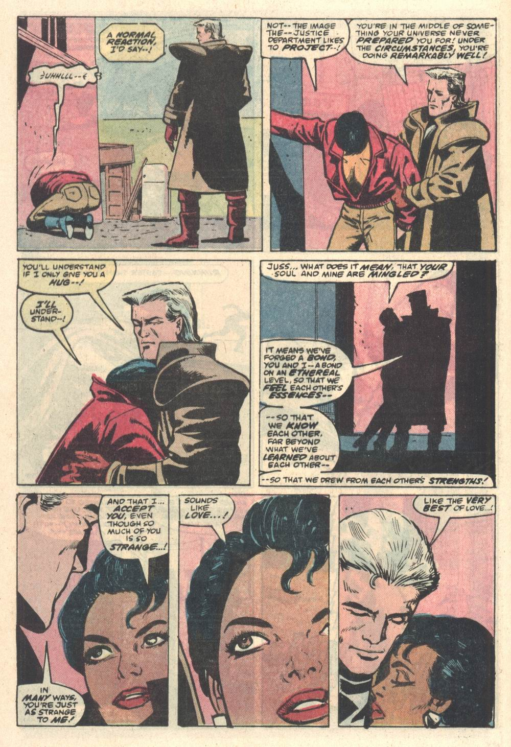 Read online Justice (1986) comic -  Issue #5 - 11
