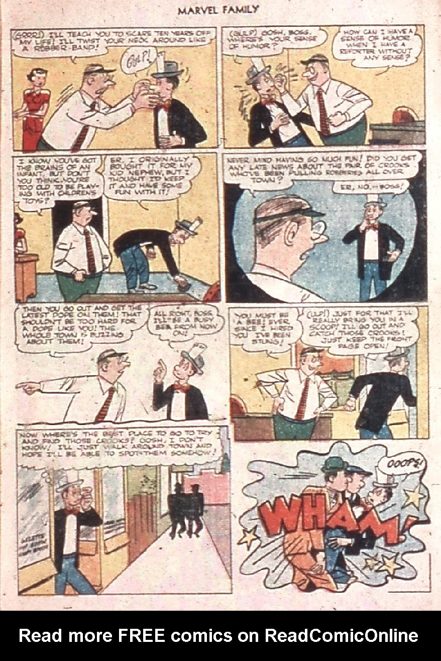 The Marvel Family issue 83 - Page 13