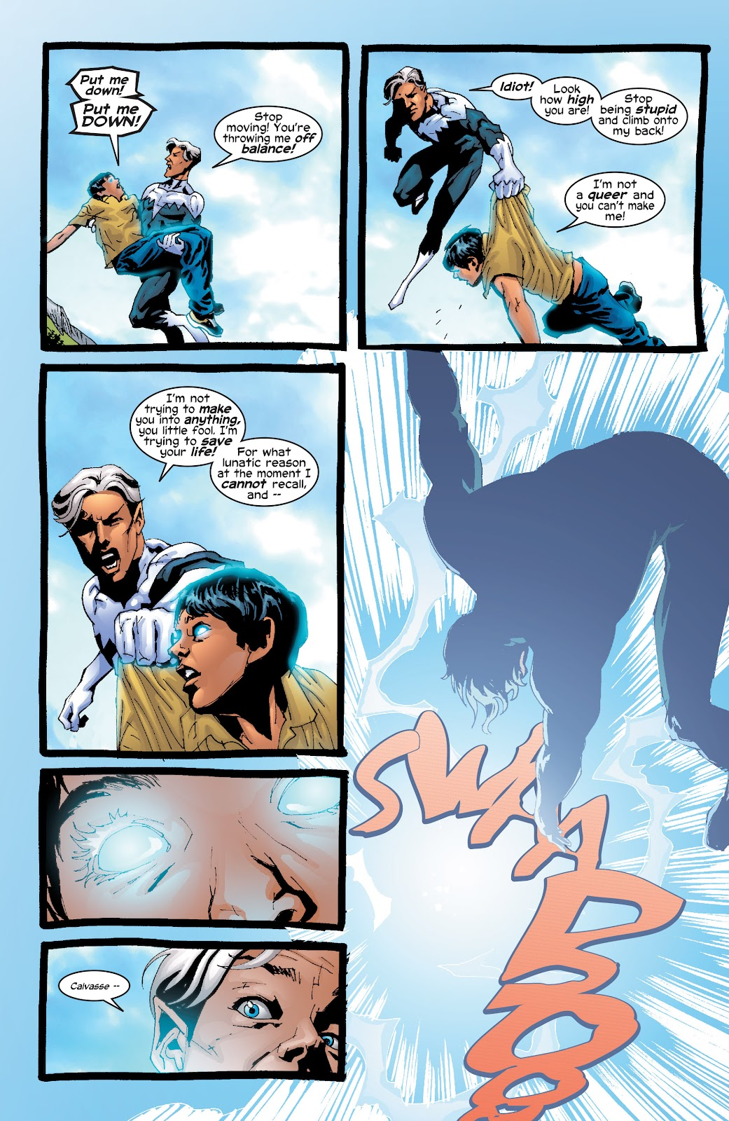 Read online X-Men: Unstoppable comic -  Issue # TPB (Part 2) - 13