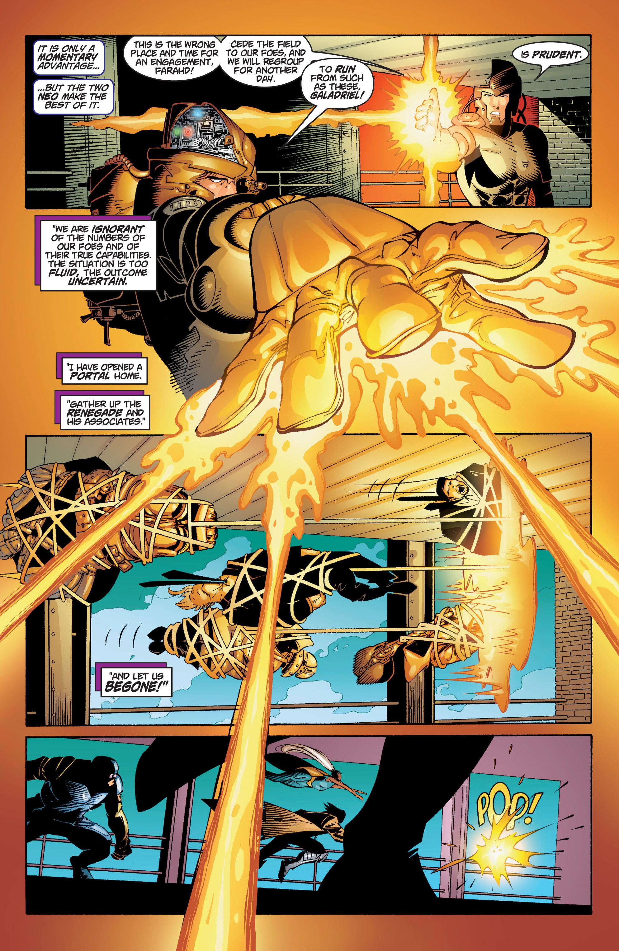 Read online Uncanny X-Men (1963) comic -  Issue #383 - 32