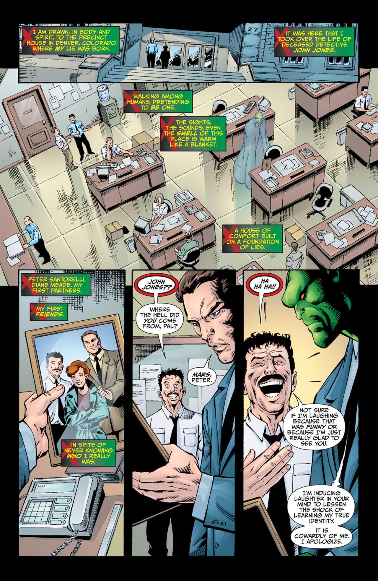 Read online World War III comic -  Issue #3 - 22