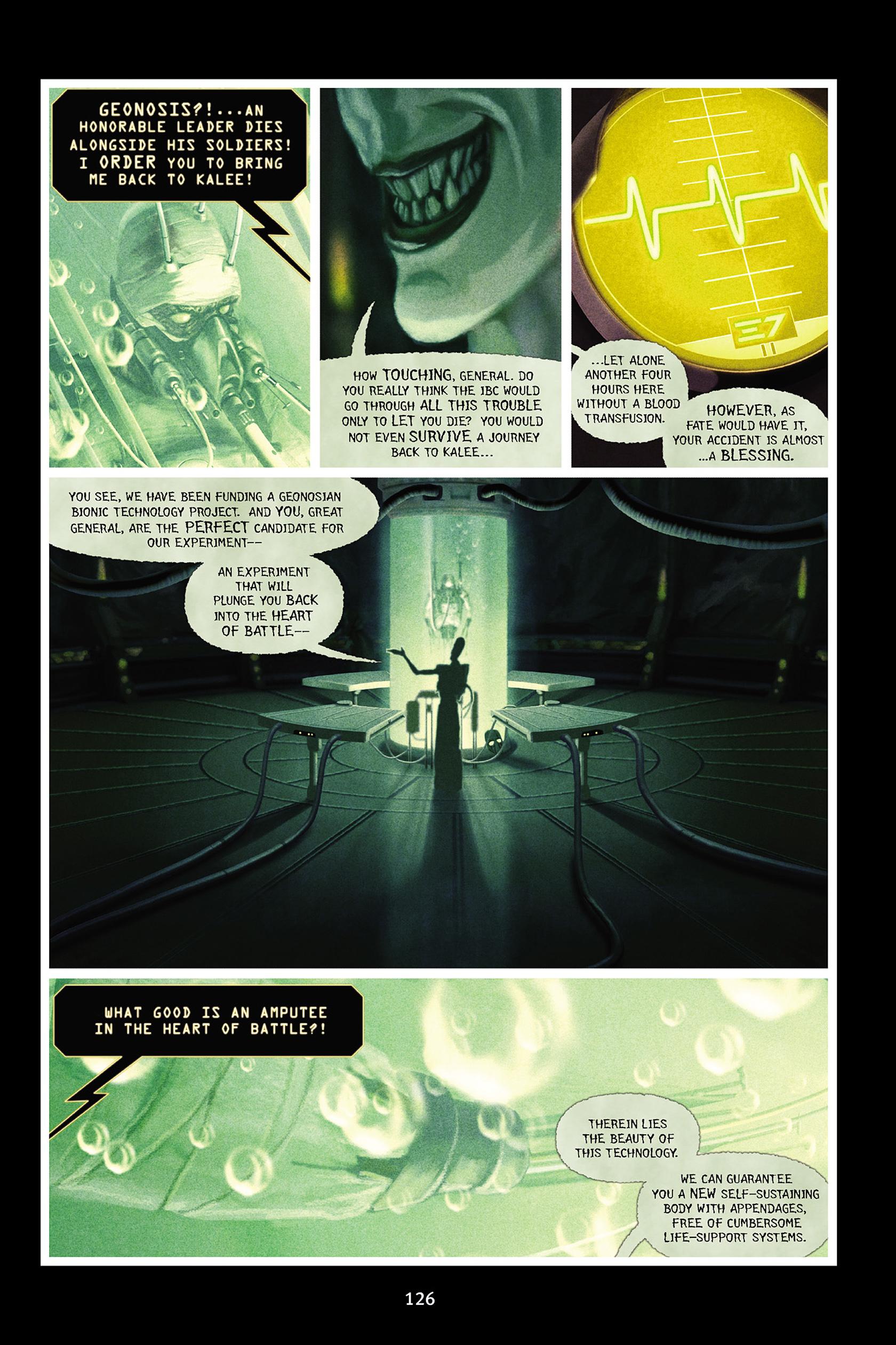 Read online Star Wars Omnibus comic -  Issue # Vol. 30 - 124