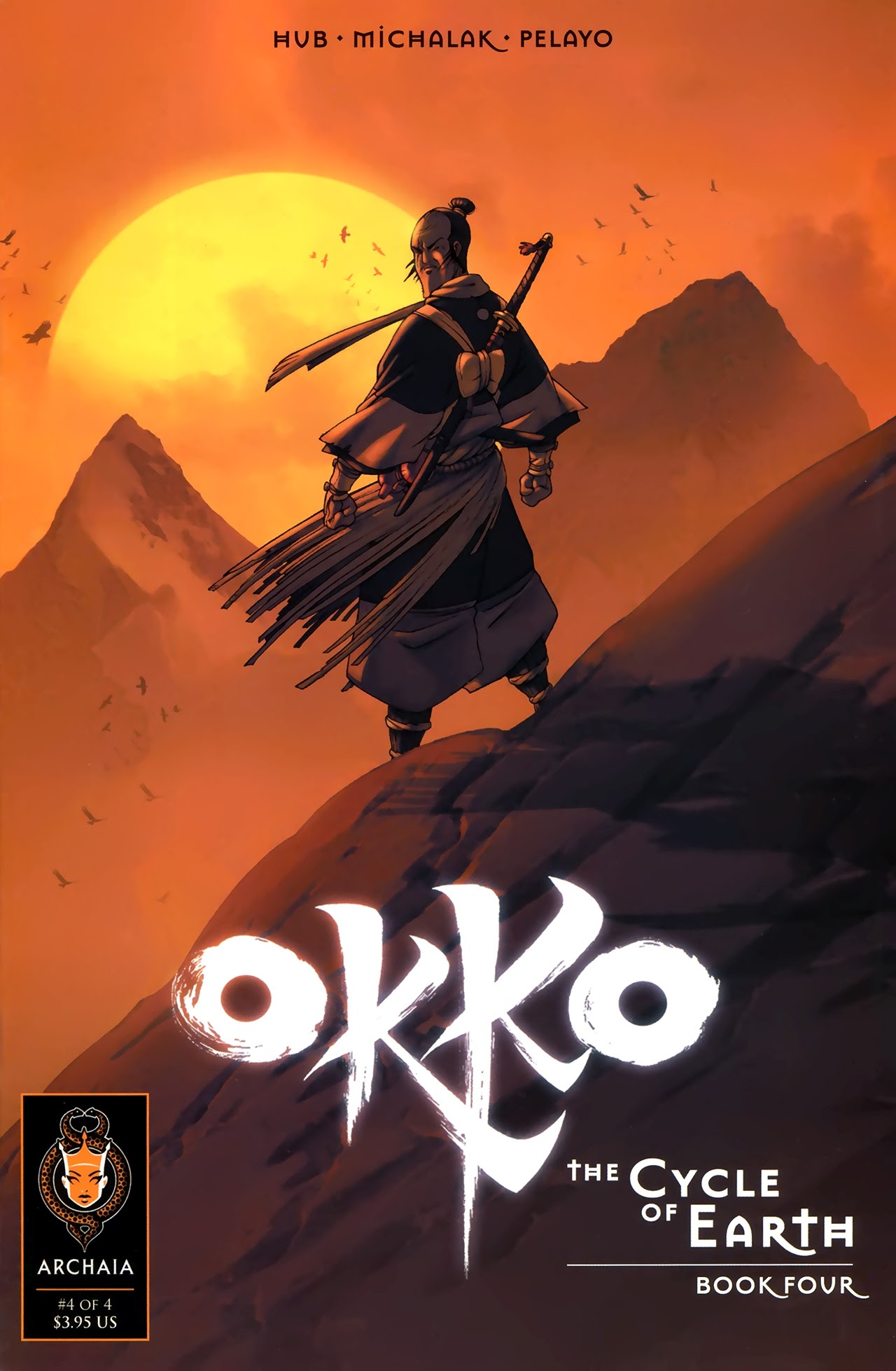 Okko: The Cycle of Earth issue 4 - Page 1