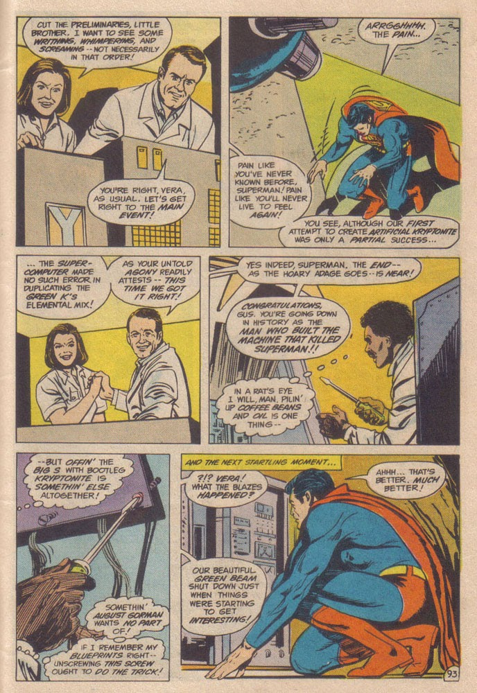 Read online Superman III comic -  Issue # Full - 45