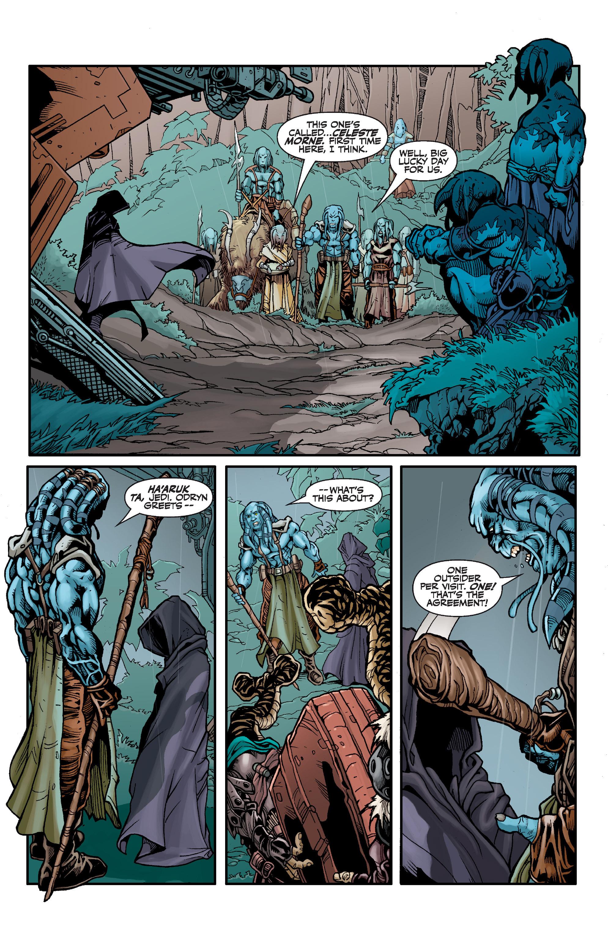 Read online Star Wars Omnibus comic -  Issue # Vol. 32 - 239