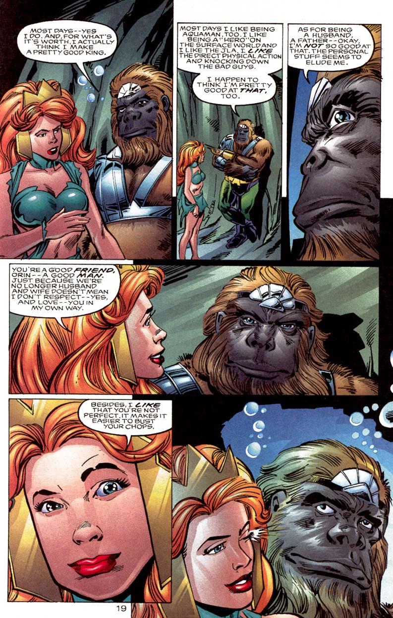 Read online Aquaman (1994) comic -  Issue #Aquaman (1994) _Annual 5 - 20