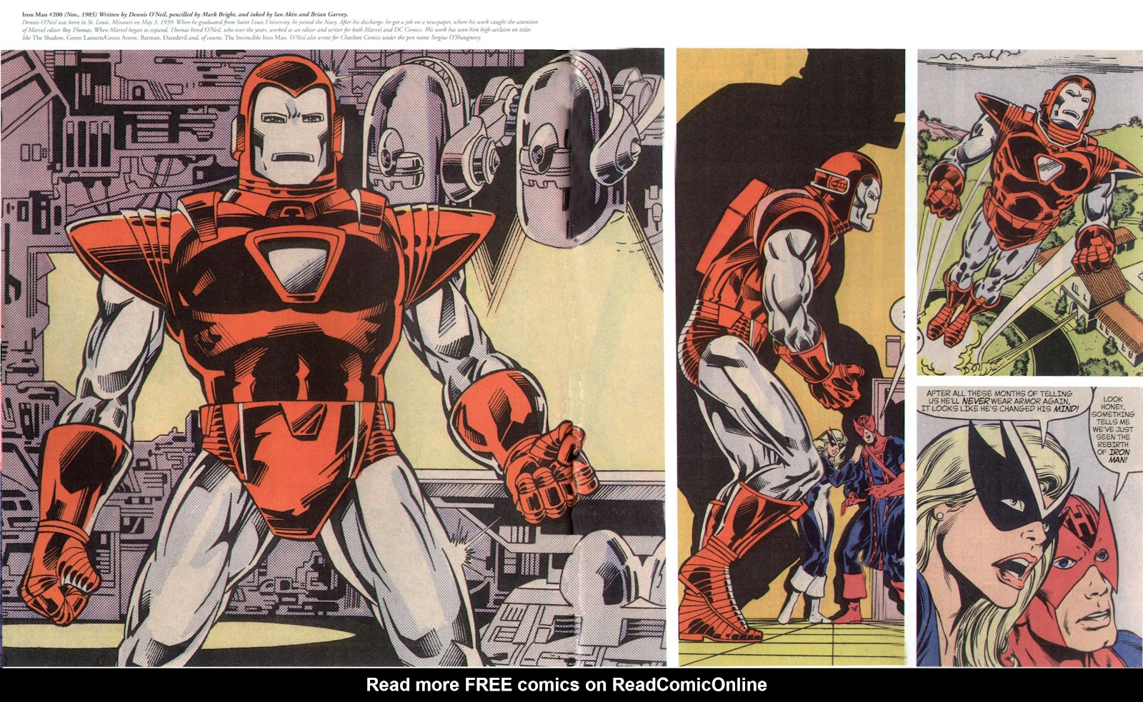 Read online Marvel Chronicle comic -  Issue # TPB (Part 3) - 22