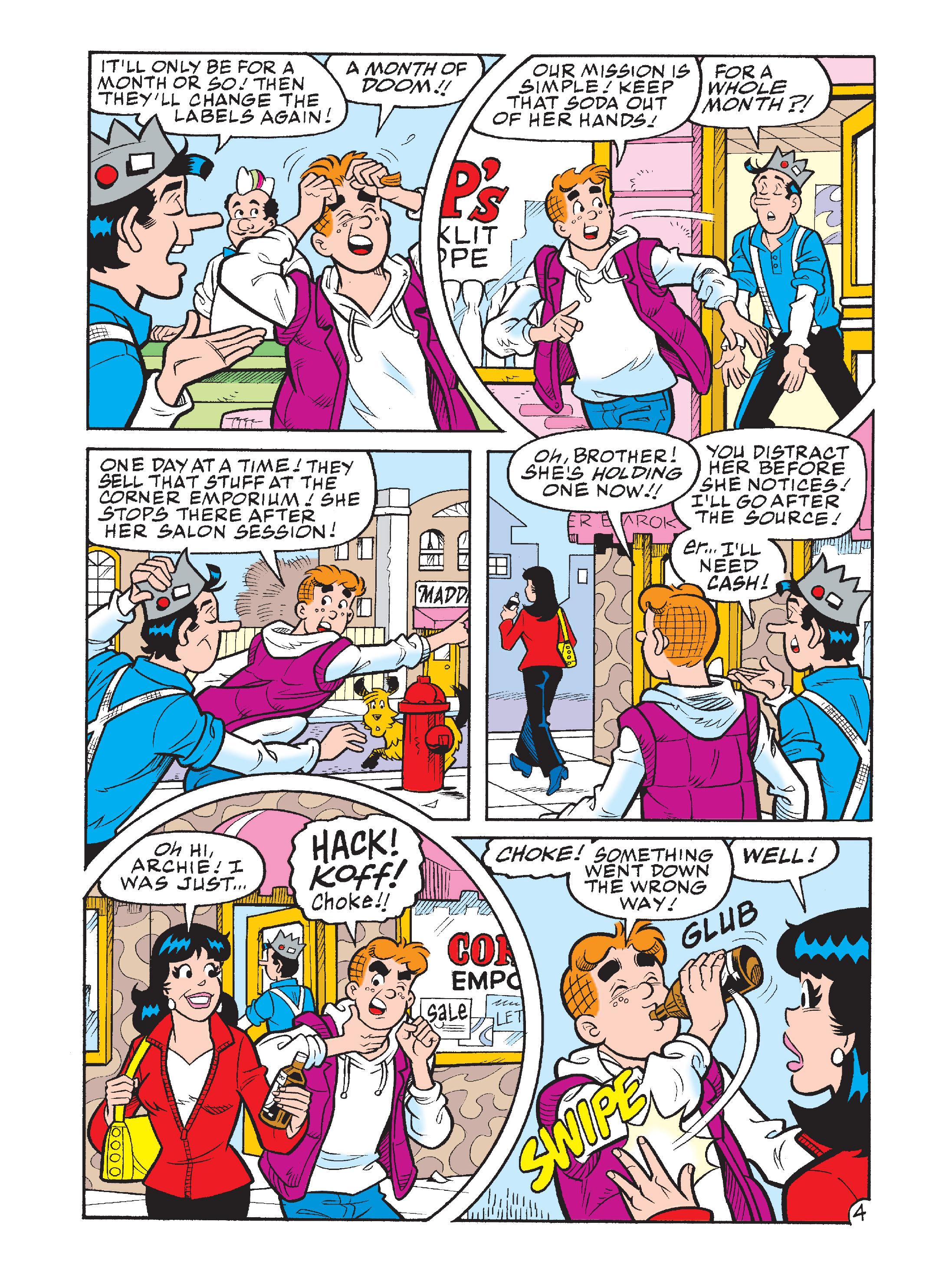 Read online Archie 1000 Page Comics Bonanza comic -  Issue #1 (Part 1) - 12