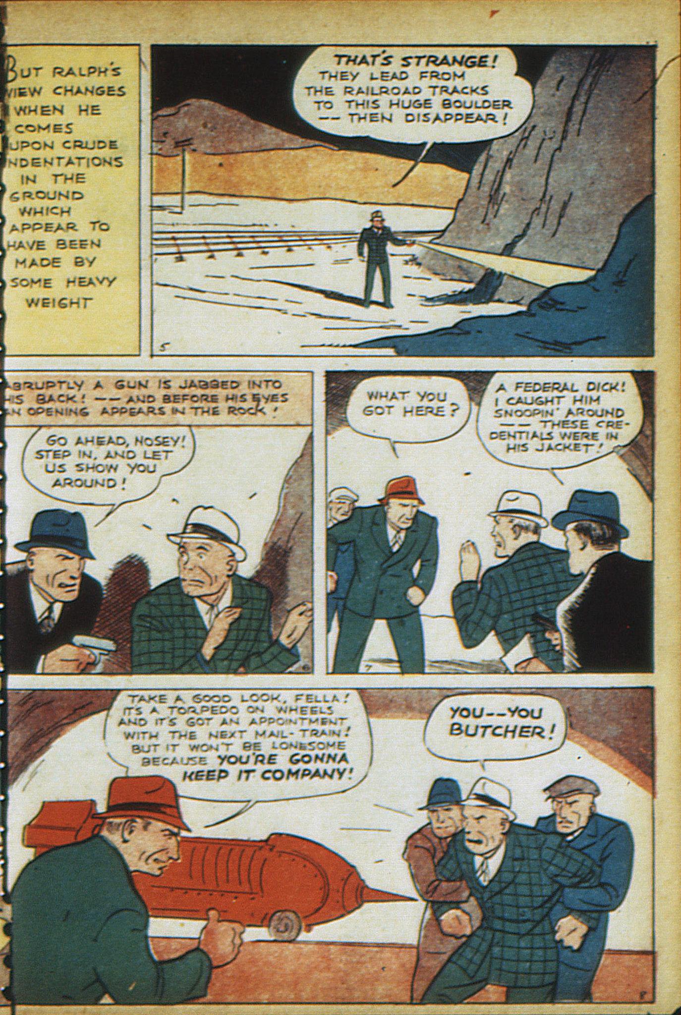 Read online Adventure Comics (1938) comic -  Issue #18 - 64