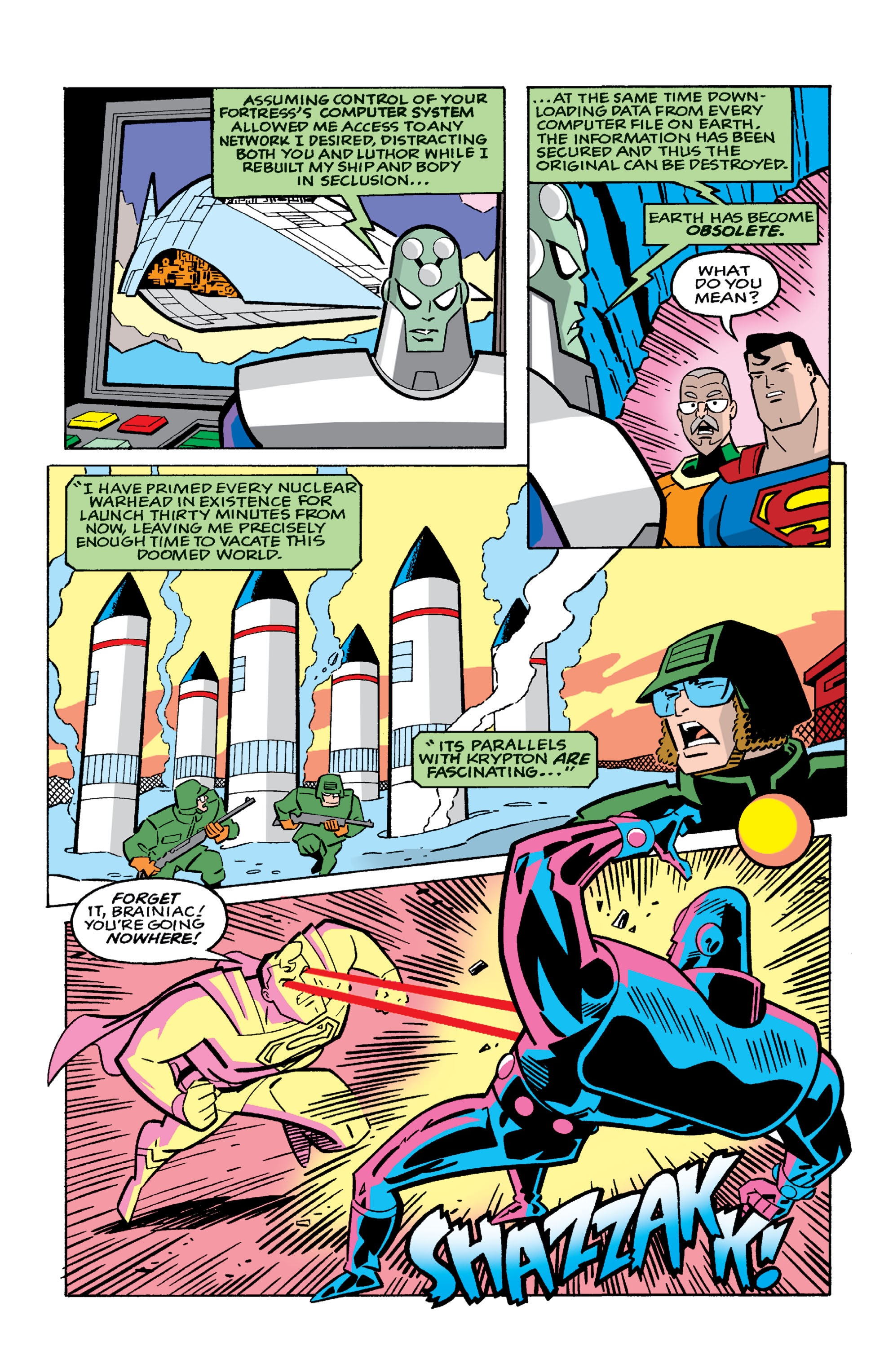 Superman Adventures #_2017_Edition_TPB_3_(Part_2) #81 - English 71