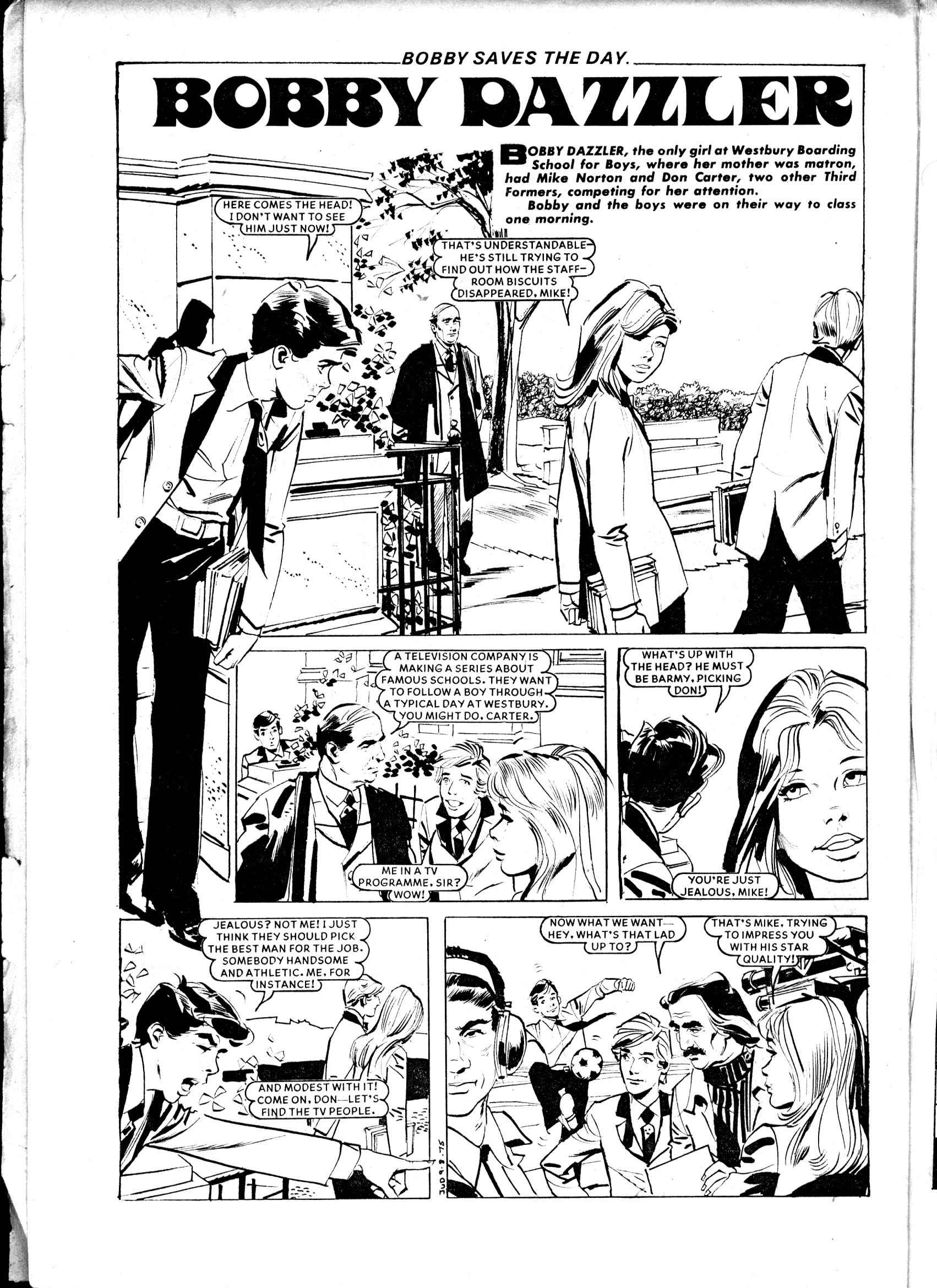 Read online Judy comic -  Issue #813 - 14