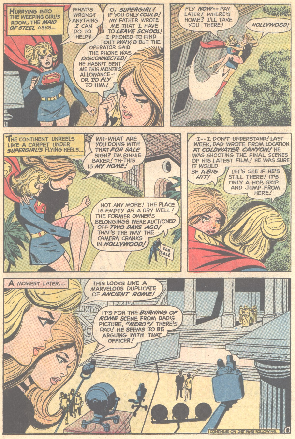 Read online Adventure Comics (1938) comic -  Issue #395 - 11