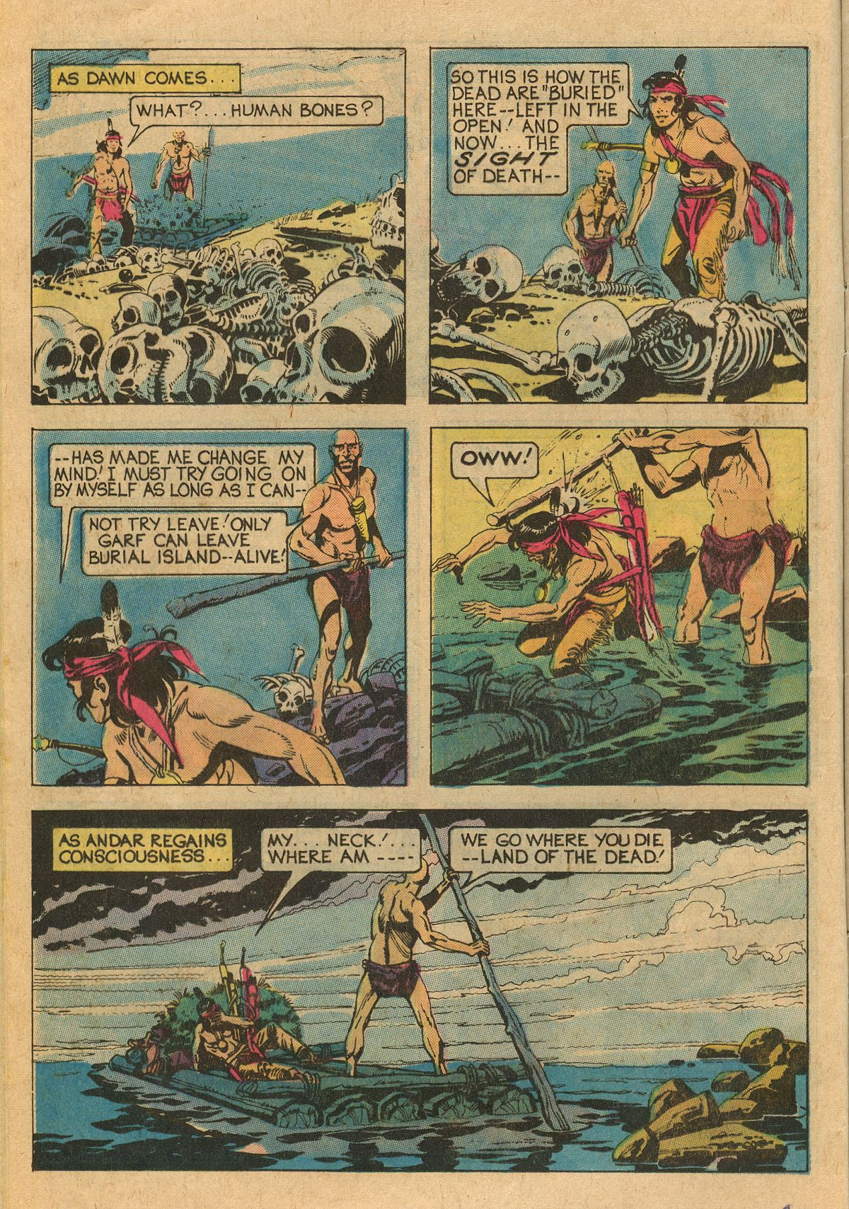 Read online Turok, Son of Stone comic -  Issue #111 - 12