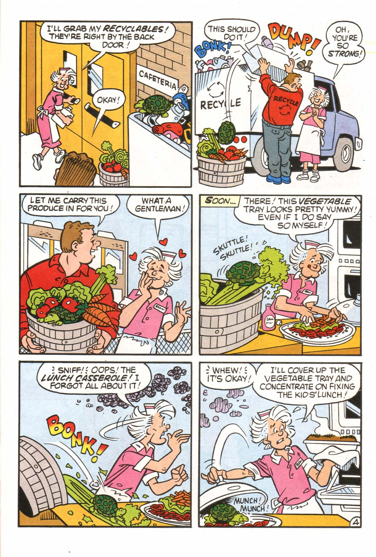 Read online Archie (1960) comic -  Issue #522 - 25